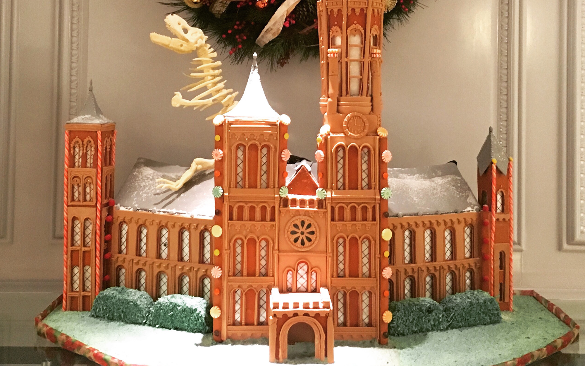 The Best Hotel Gingerbread Houses: The Ritz-Carlton, Washington, D.C.