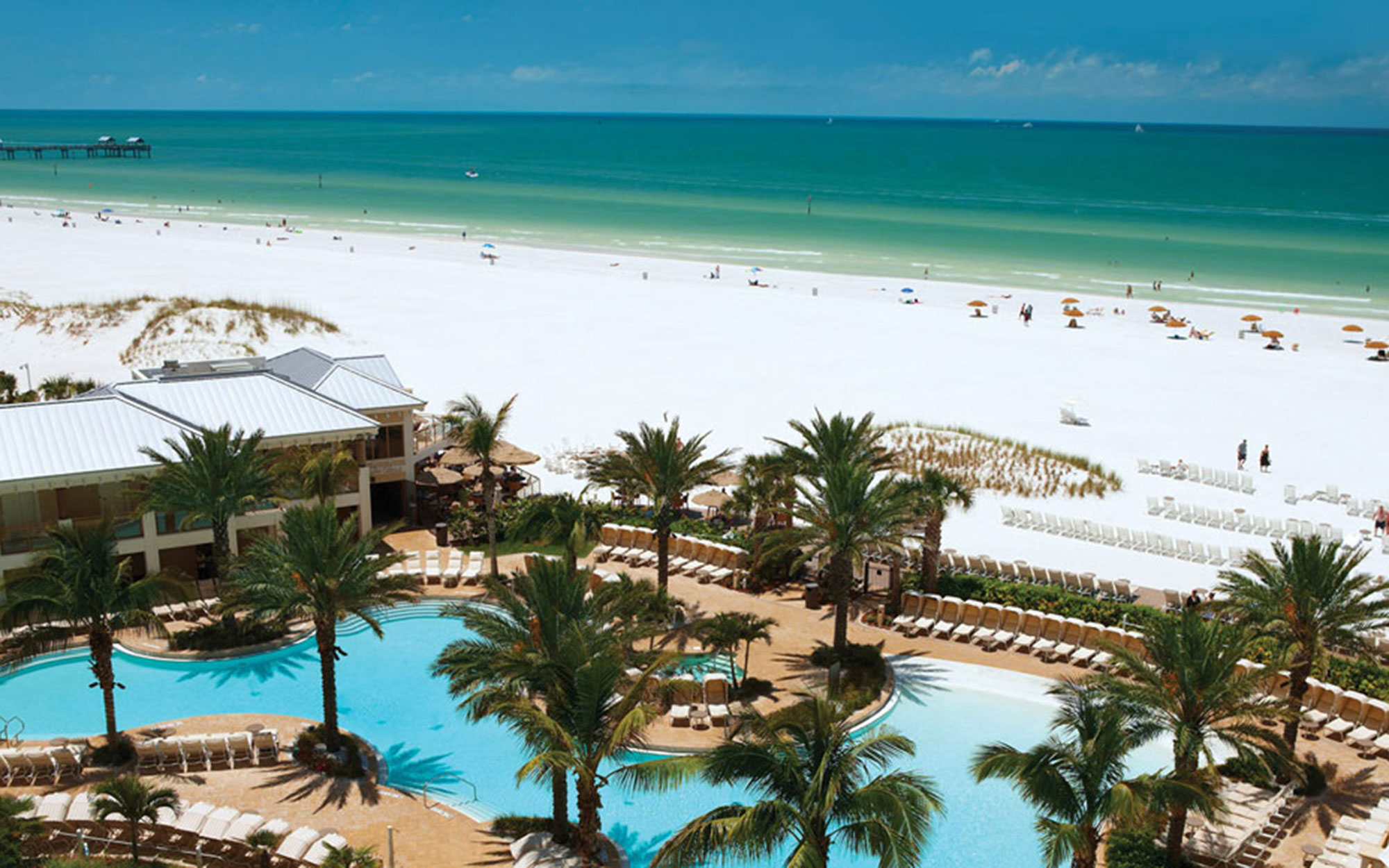 Best Resorts in the Continental U.S.: Sandpearl Resort Clearwater Beach, Florida