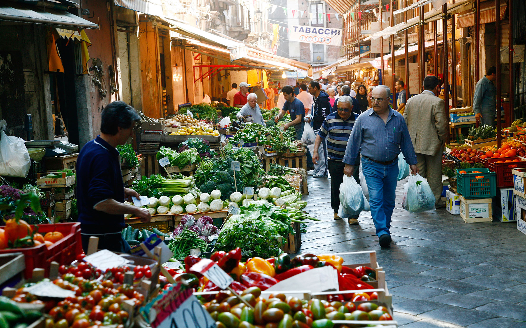 Best Islands for Food: No. 4 Sicily