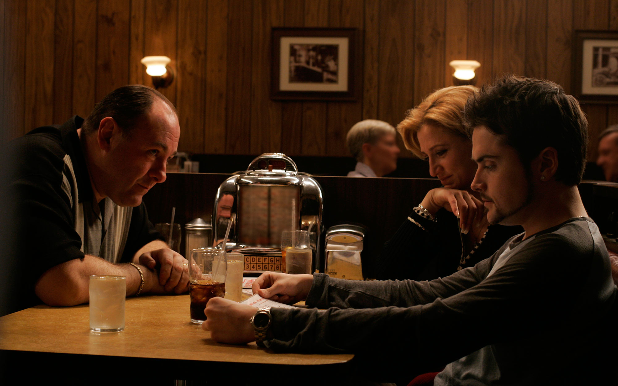 Holsten's the Sopranos