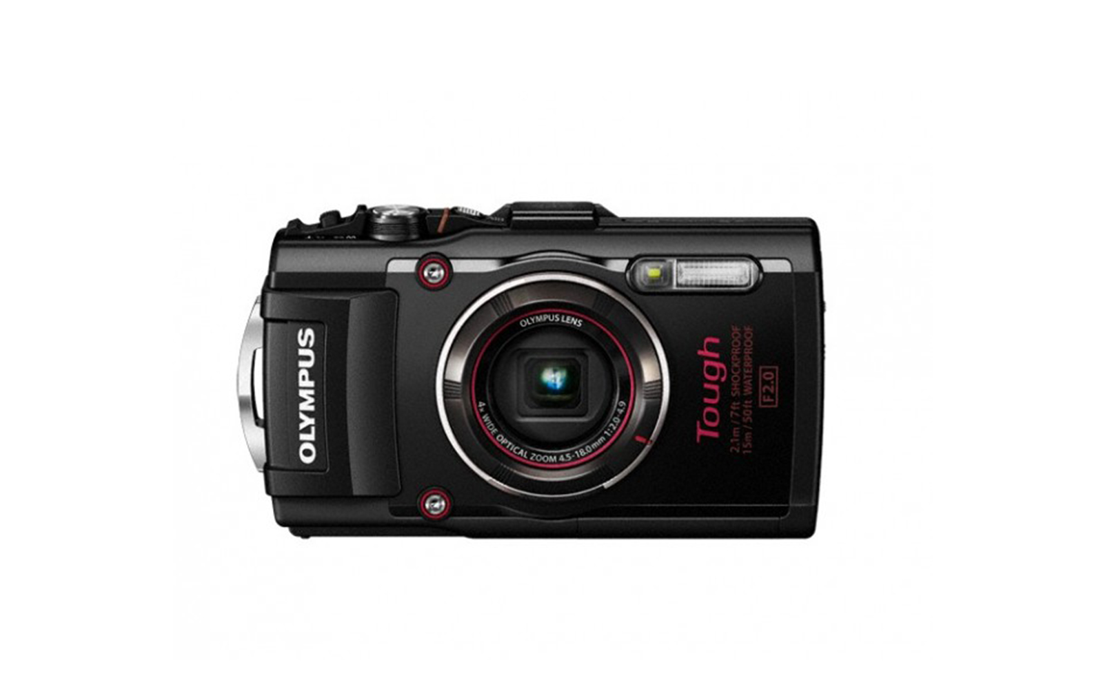 Best Travel Products: Olympus TOUGH T-G 4 Camera