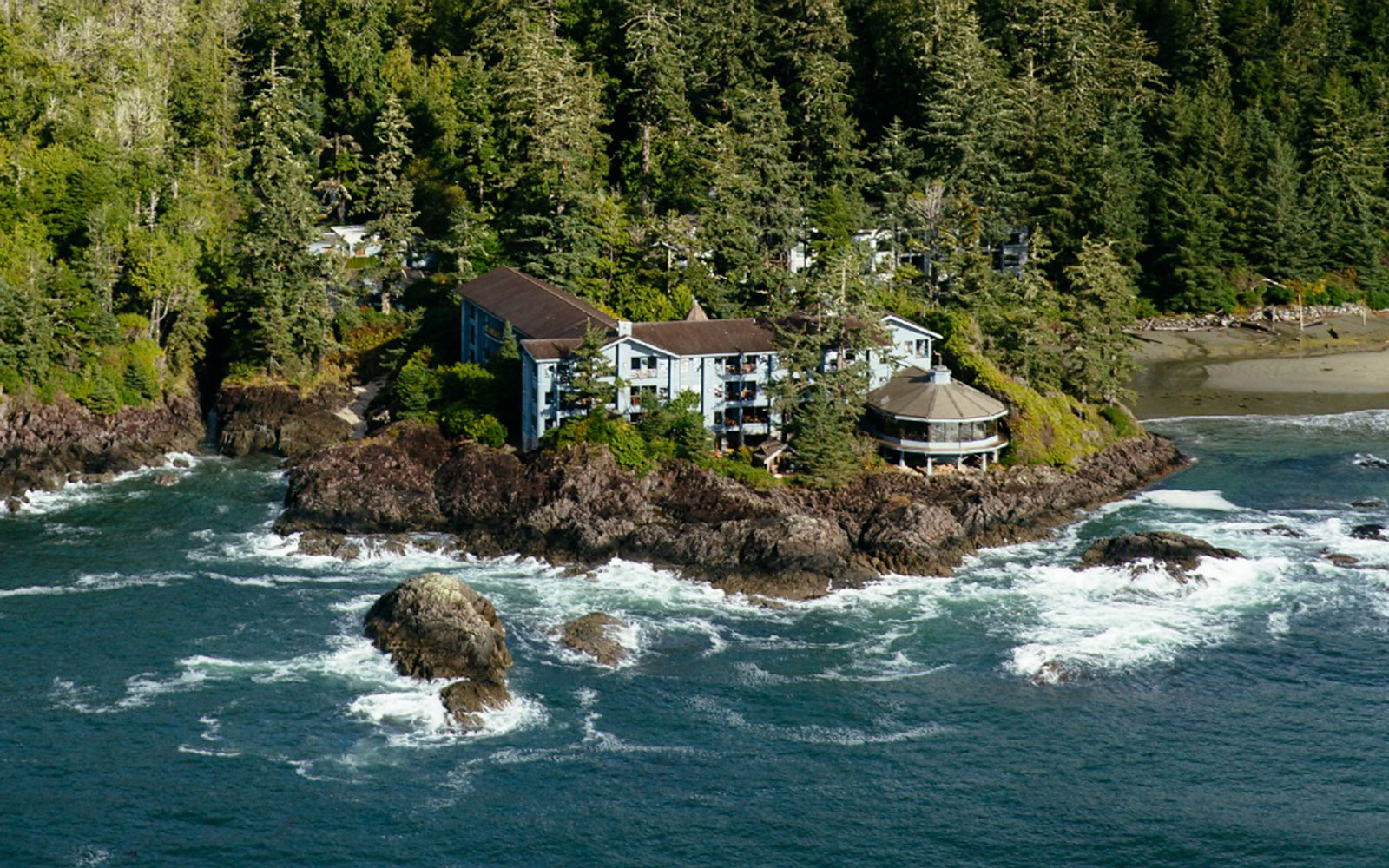 World's Best Beach Hotels: No. 3 Wickaninnish Inn, Tofino, British Columbia