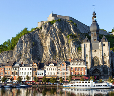 Europe's Most Beautiful Villages: Dinant, Belgium
