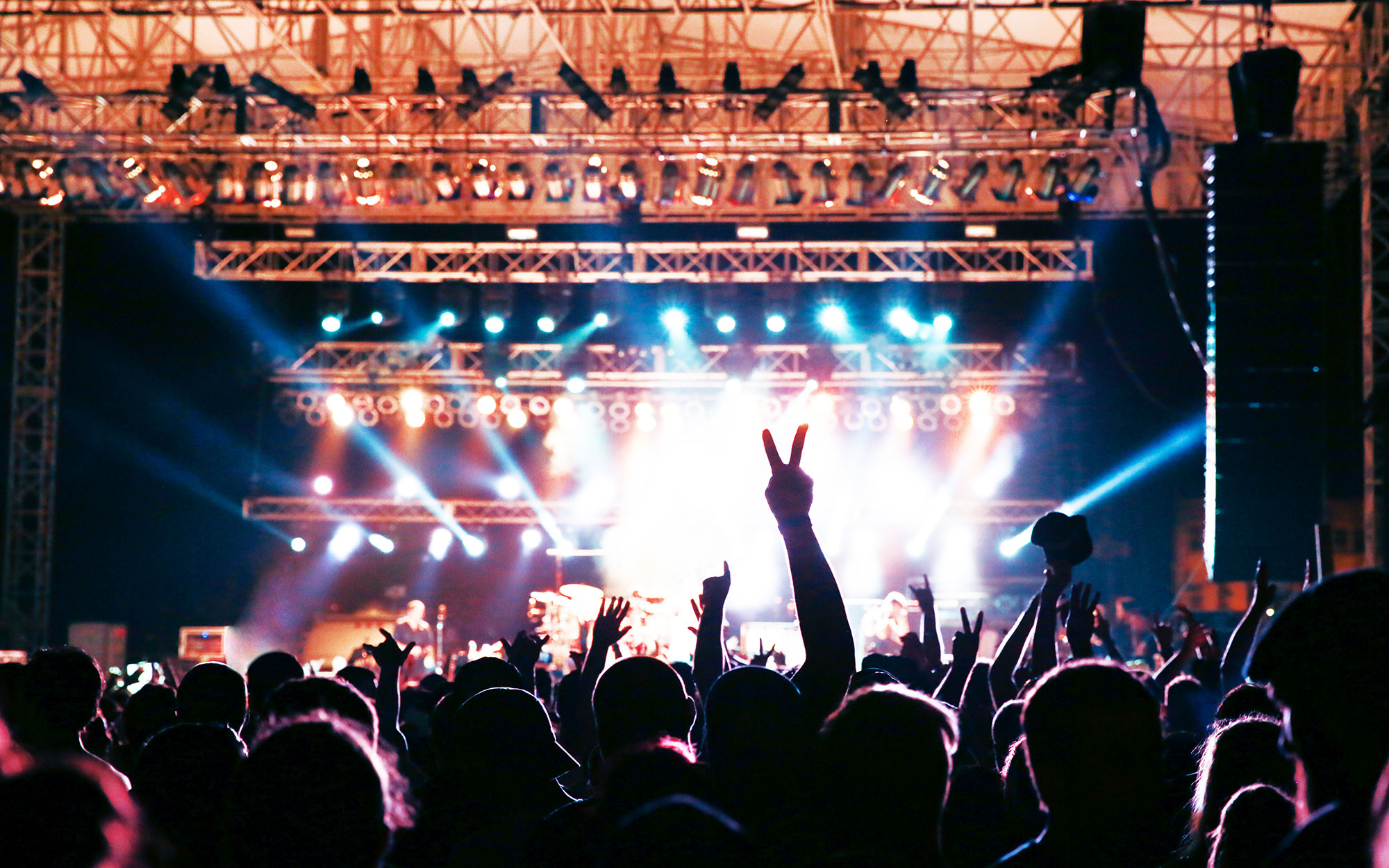 Hacks for Mastering Solo Travel: Buy a concert ticket