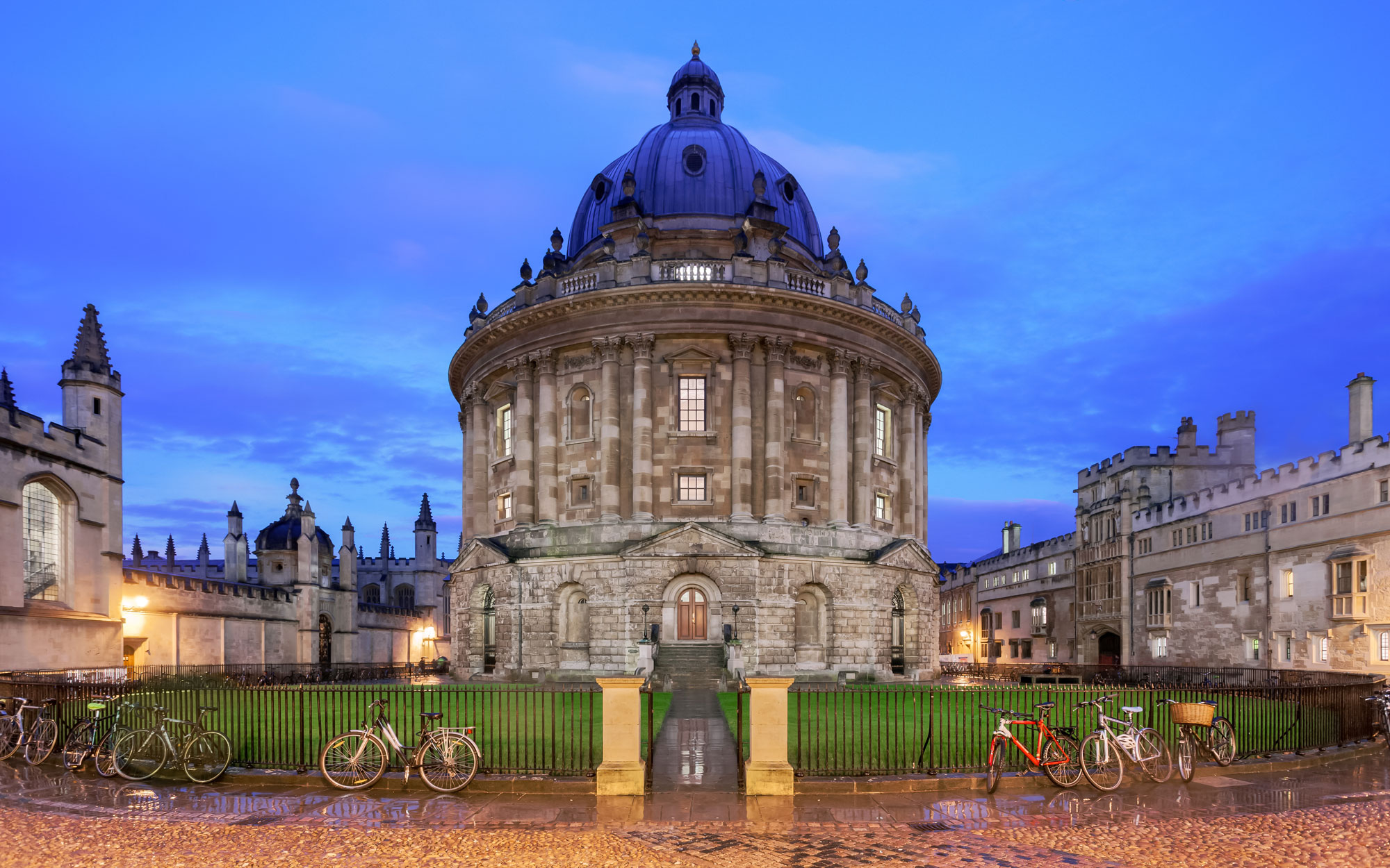 Things to Do in England: Stimulate Your Mind in Oxford
