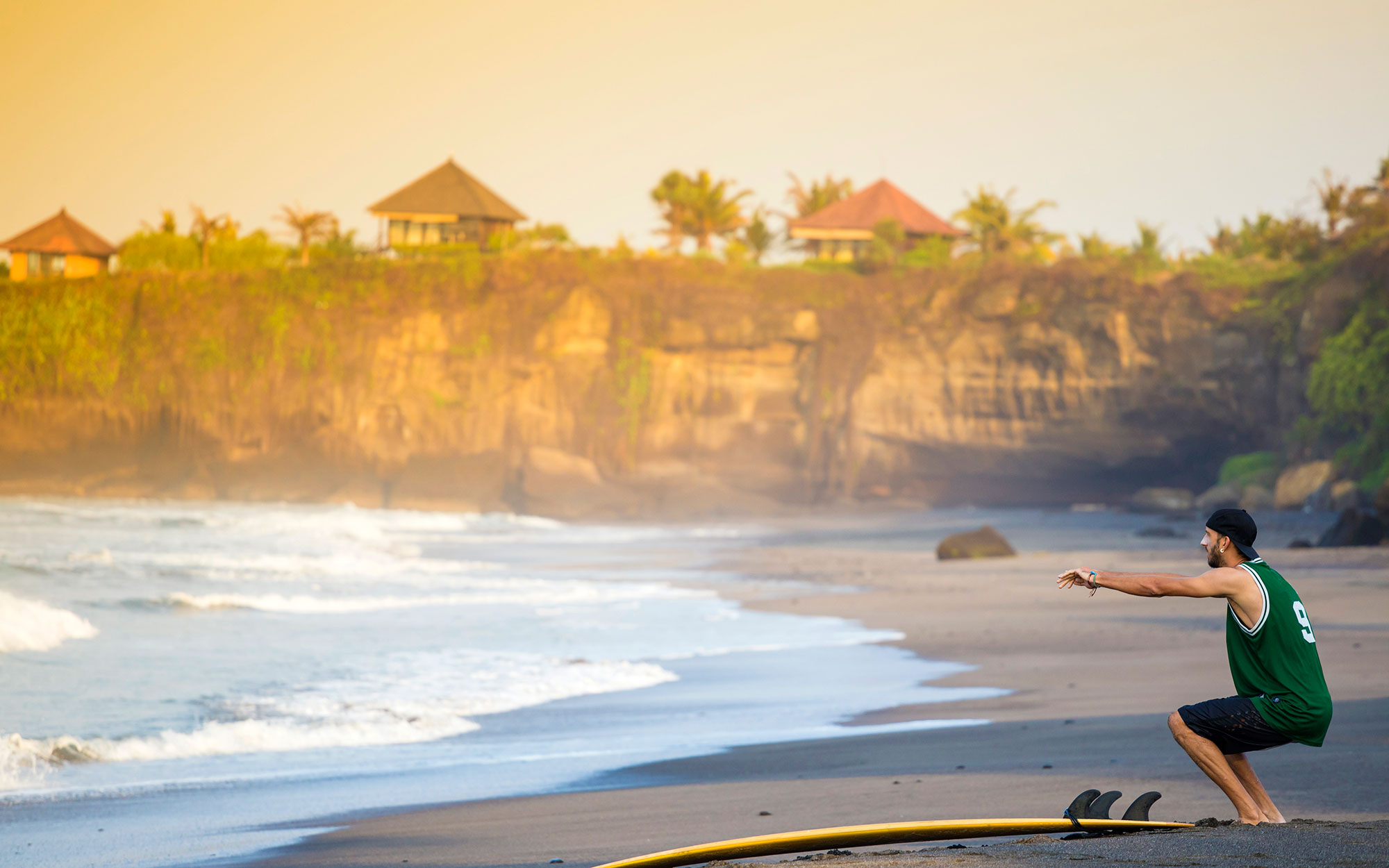Best Hotels for Exercise: Four Seasons Bali at Jimbaran Bay