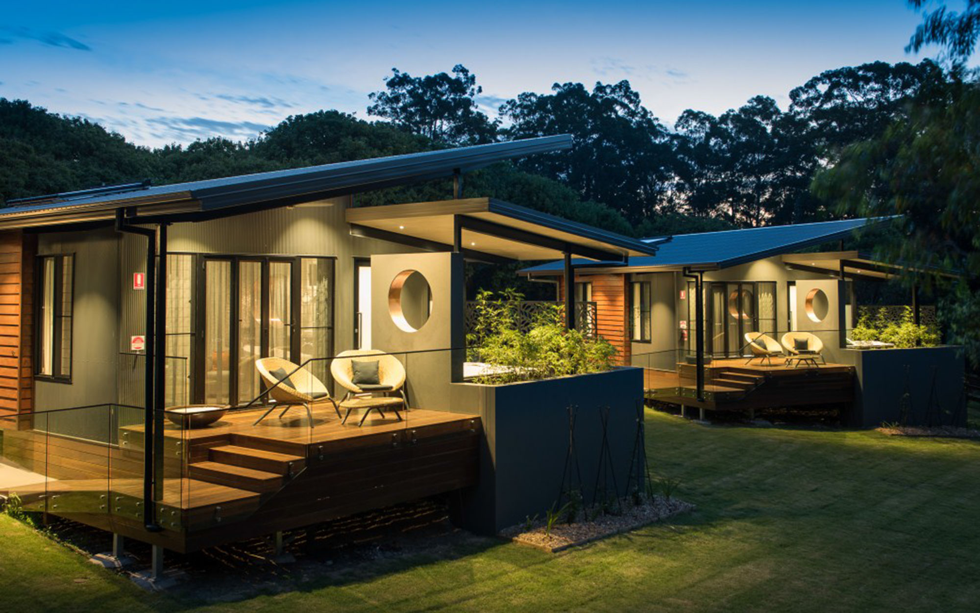 Celebrity owned hotels: Gwinganna Health Retreat