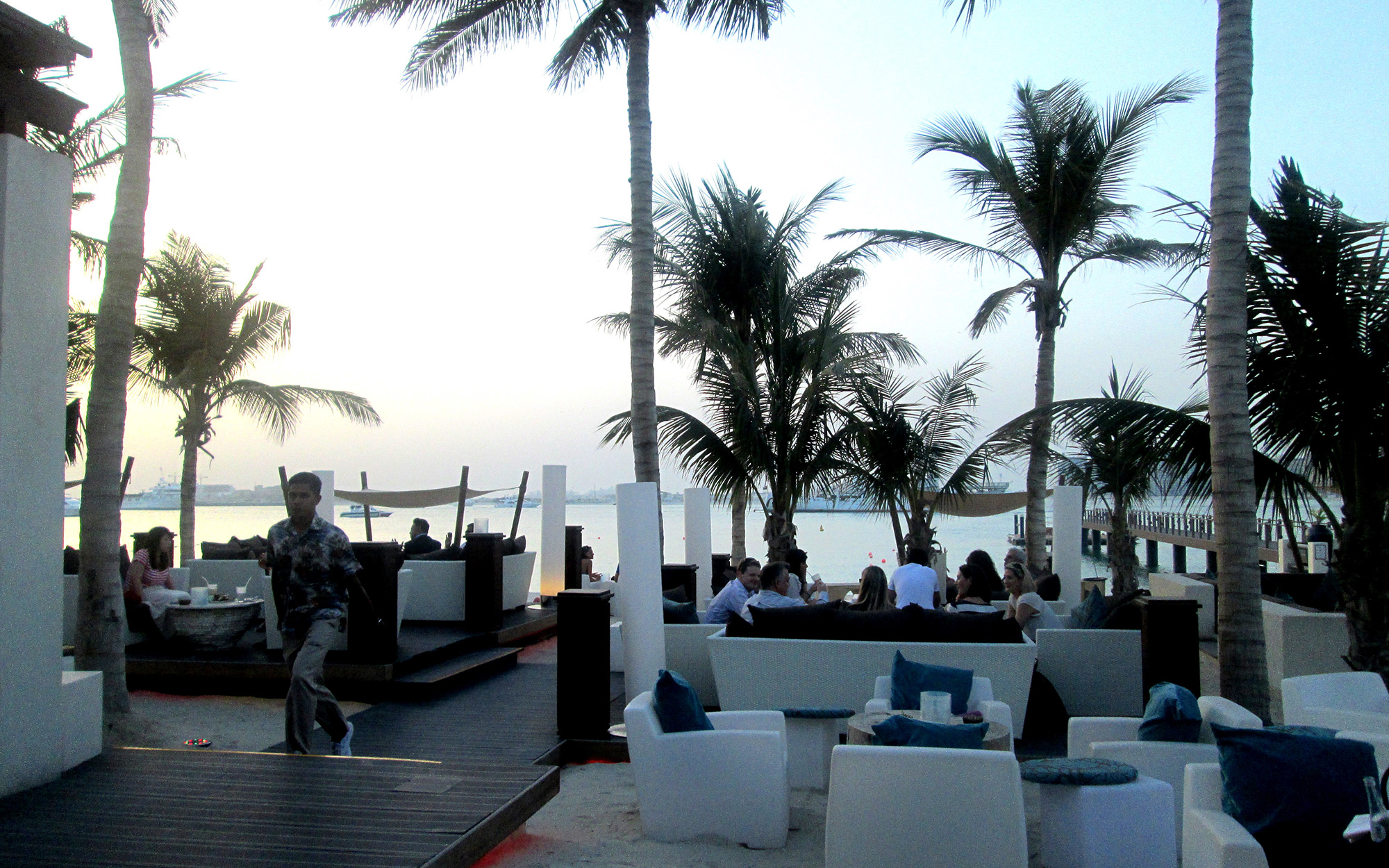 Dubai's Best Rooftop Bars: Jetty Lounge