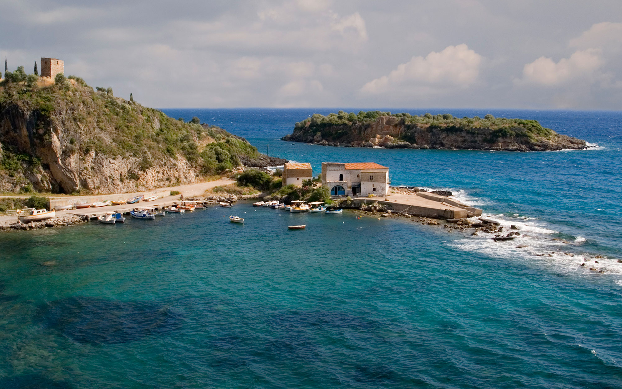 Best Ancient Greek Sites to Visit: Messenia
