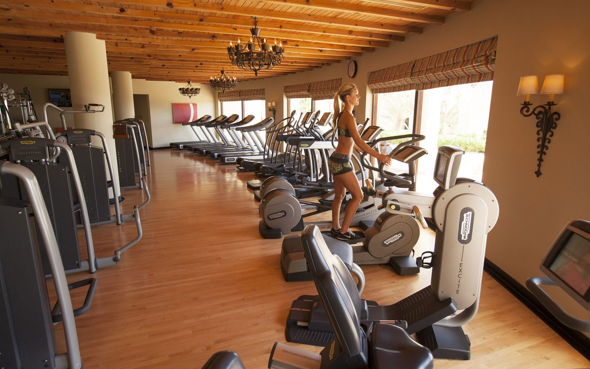 Best Hotels for Exercise: Resort at Pedregal, Mexico