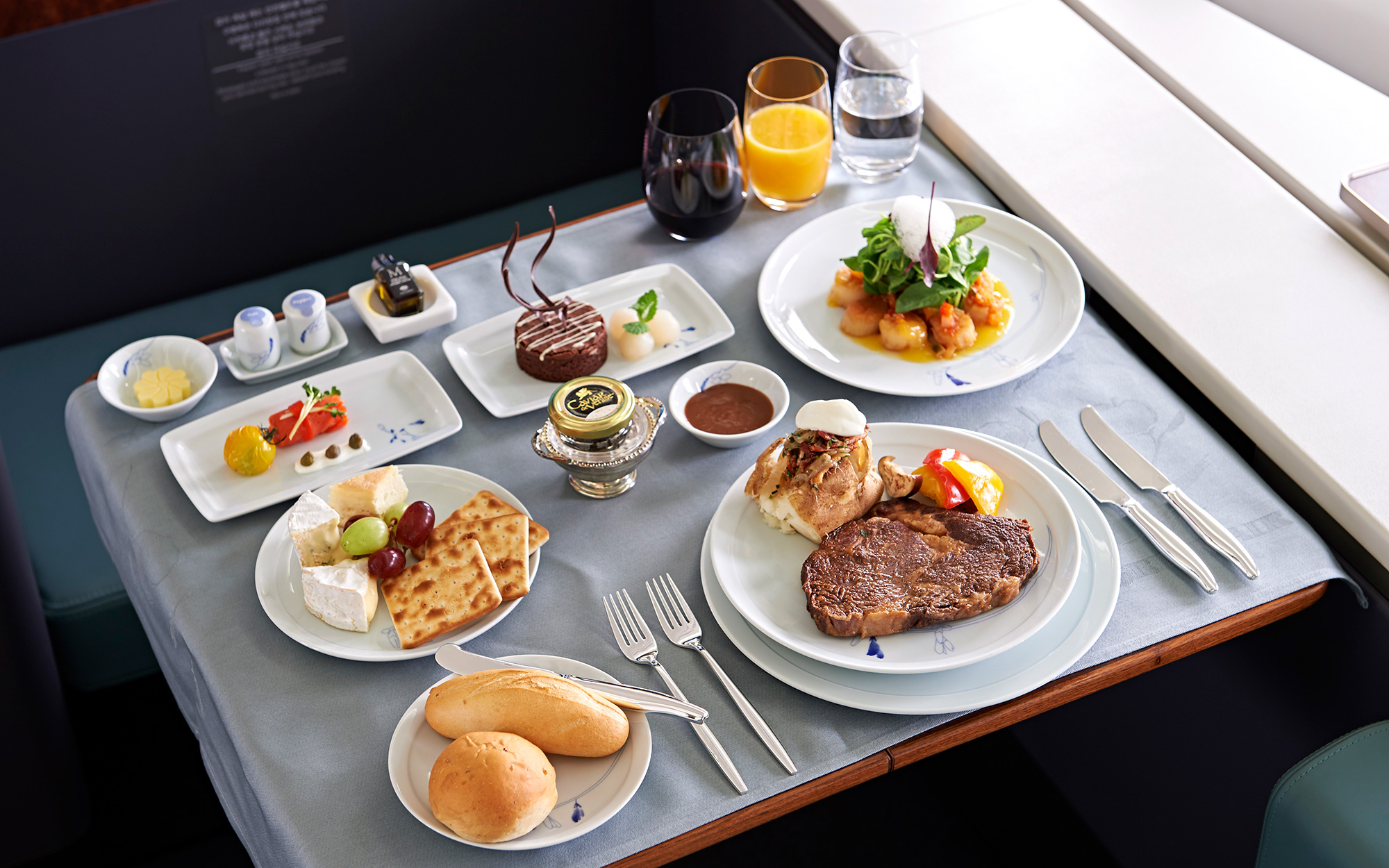 World's Best Airlines for Food: International: Korean Air