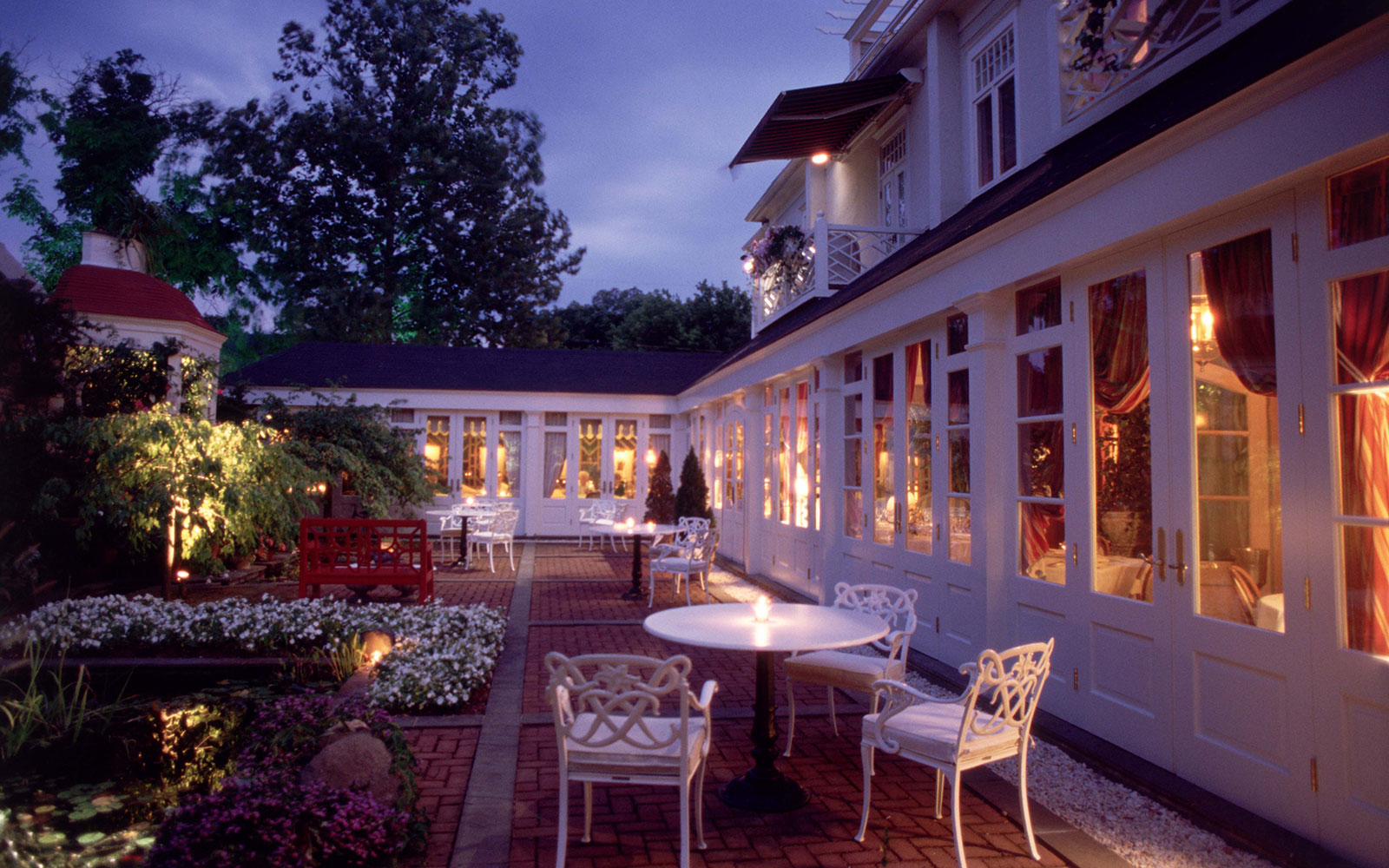 World's Top 50 Hotels: Inn at Little Washington, Washington, Virginia