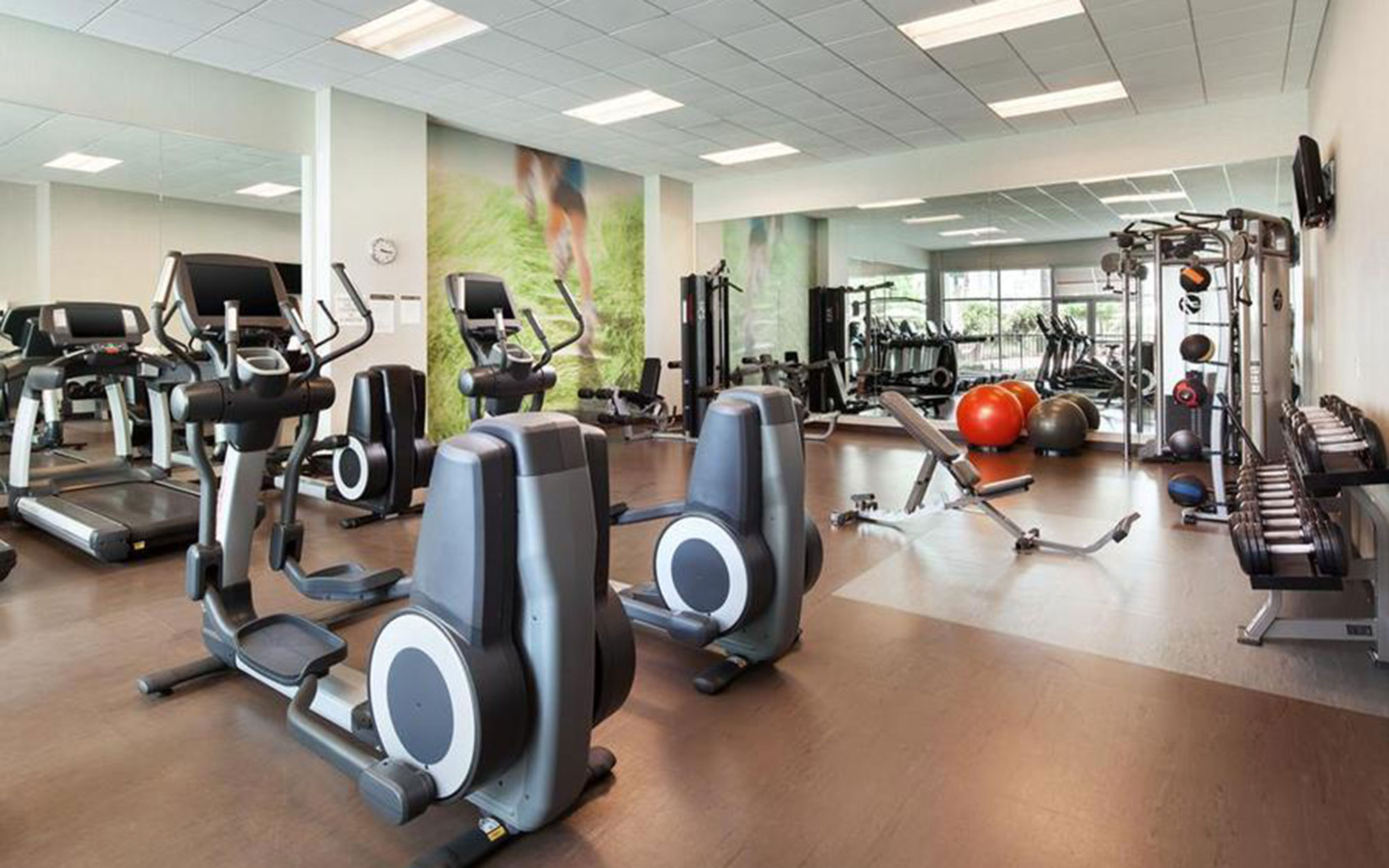 Best Hotels for Exercise: Westin Austin Downtown, Texas