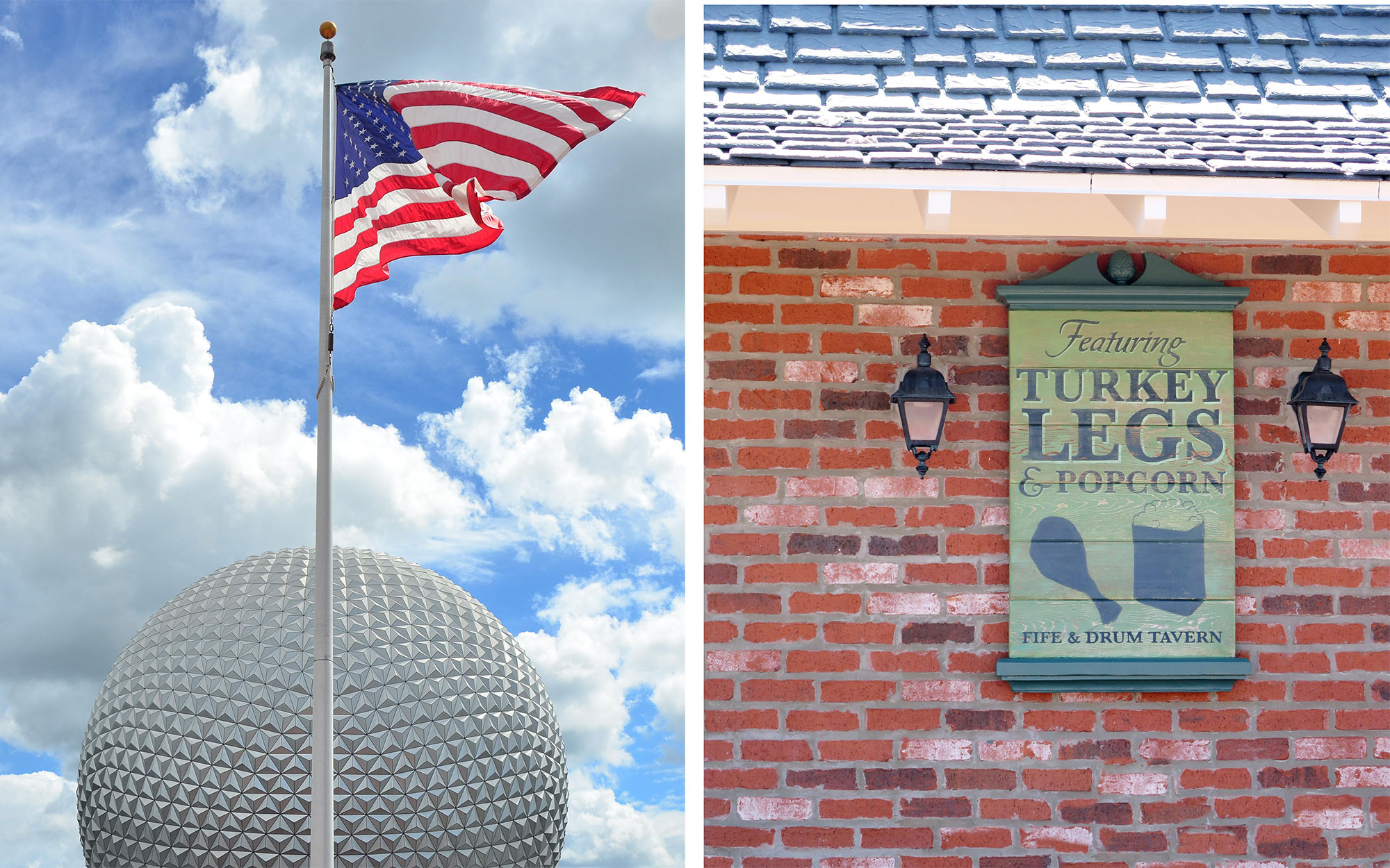 Drinking Around the World at Disney's Epcot: America