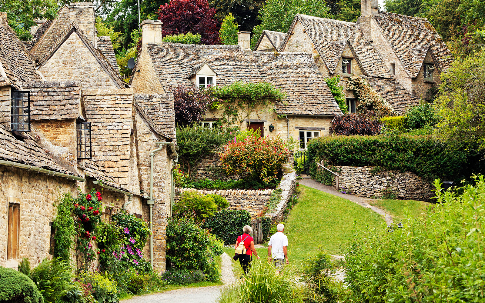 Europe's Most Beautiful Villages: Bibury, England