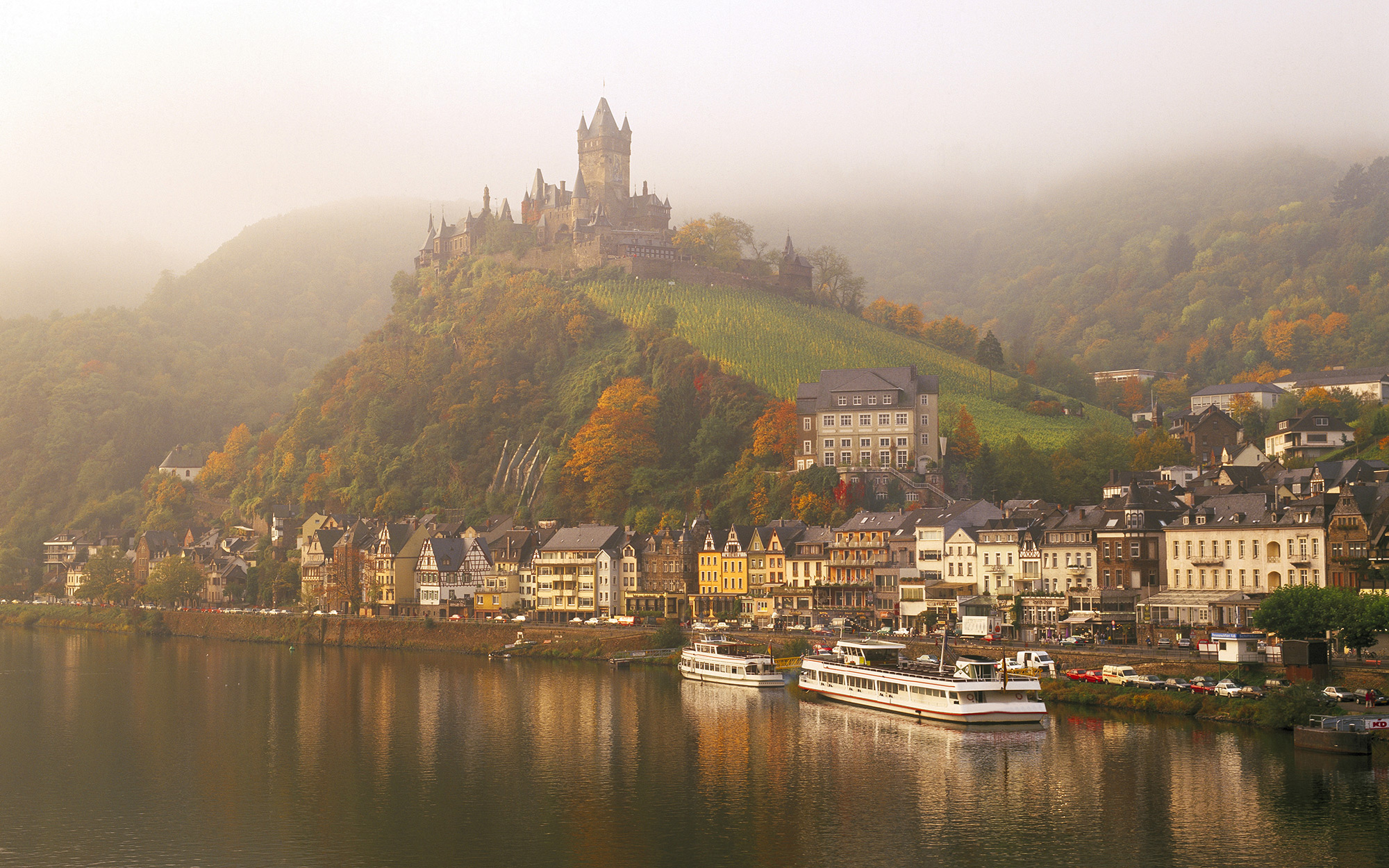 Europe's Most Beautiful Villages: Cochem, Germany