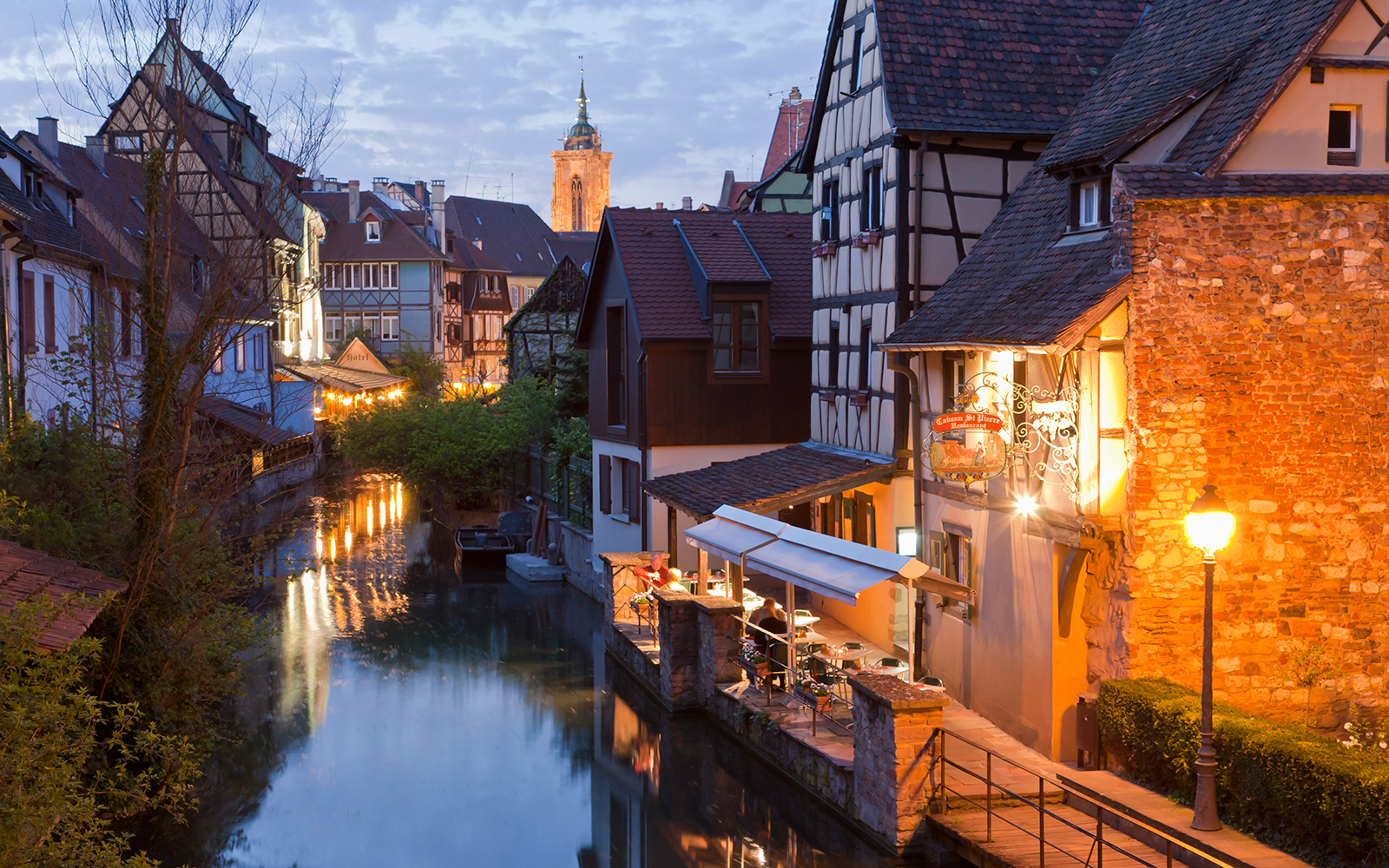 Europe's Most Beautiful Villages: Colmar, France