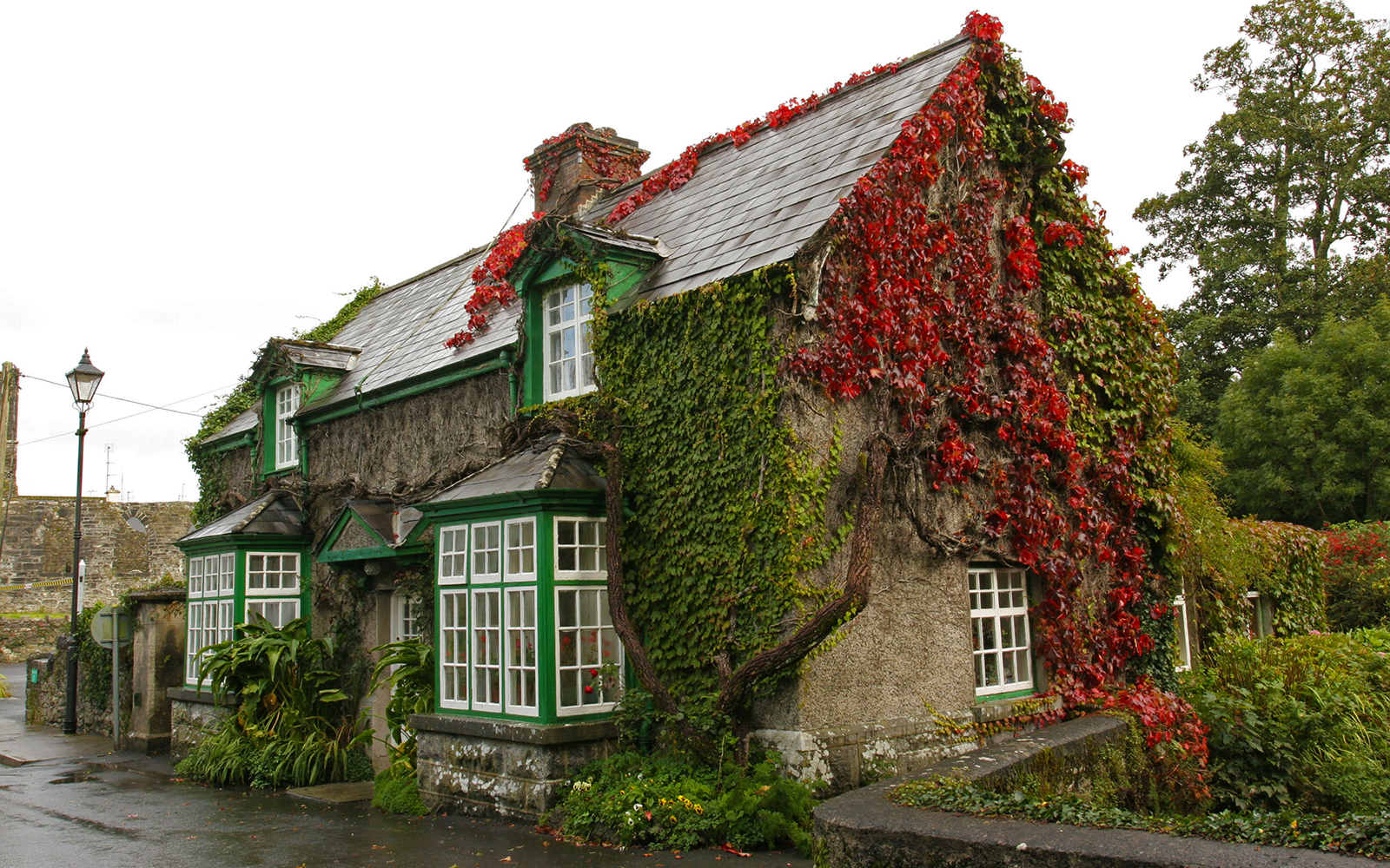 Europe's Most Beautiful Villages: Cong, Ireland