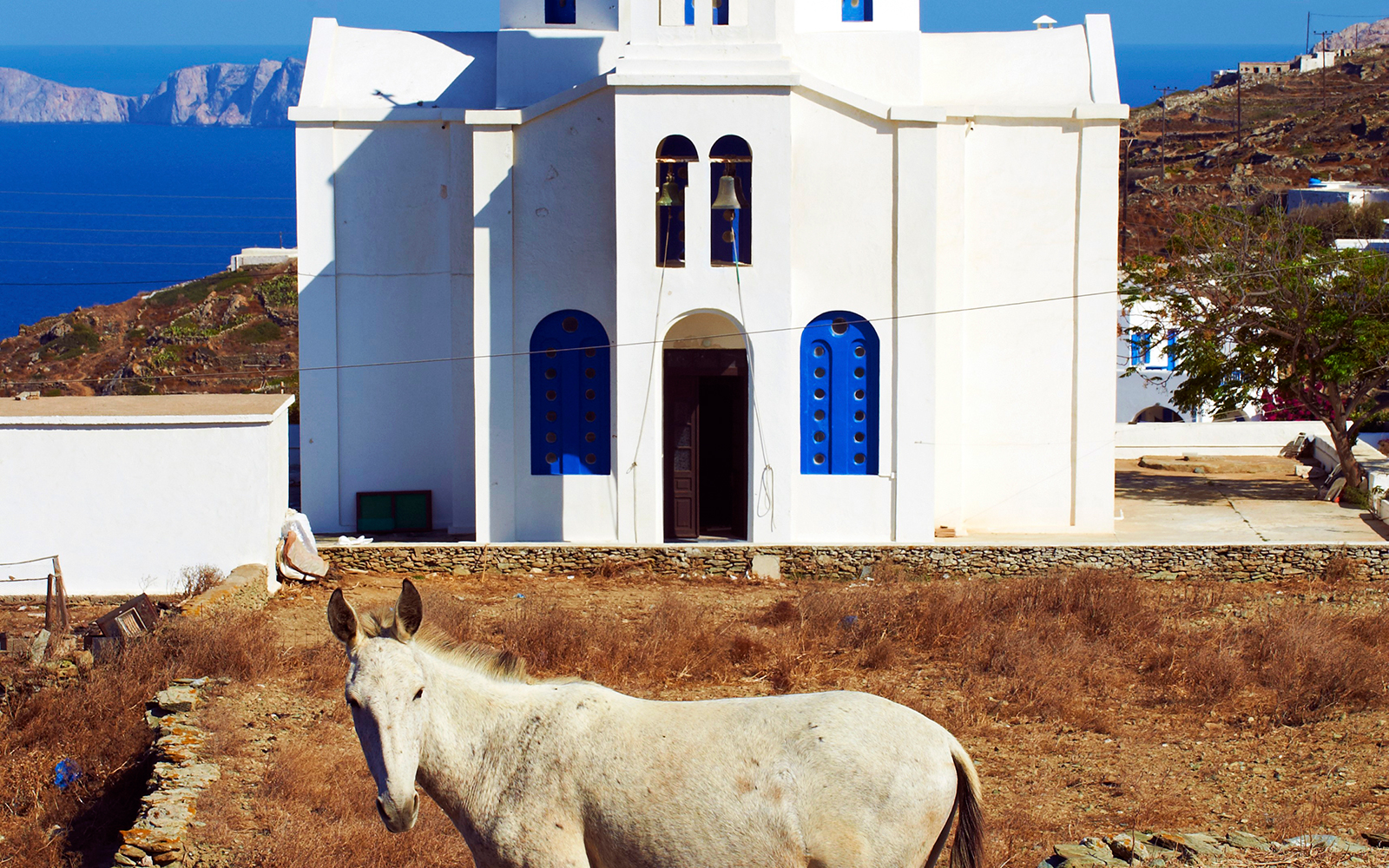 Europe's Most Beautiful Villages: Folegandros, Greece