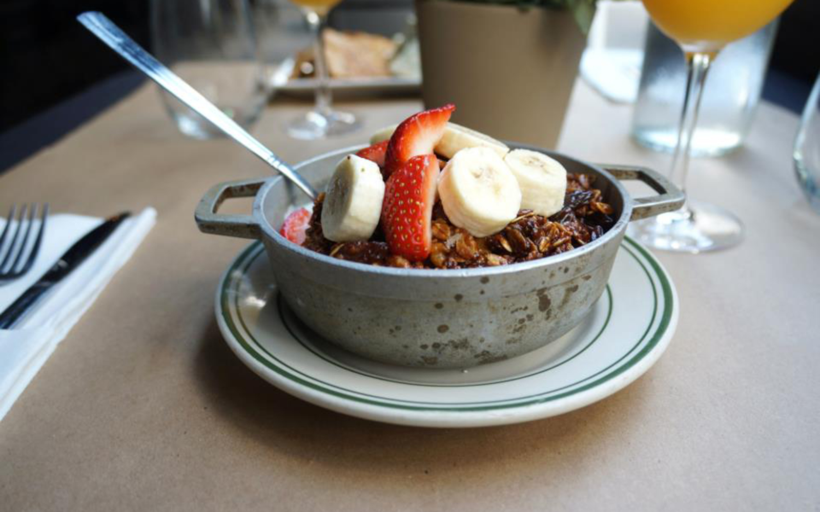 Best Brunch Spots in NYC: Friend Of A Farmer