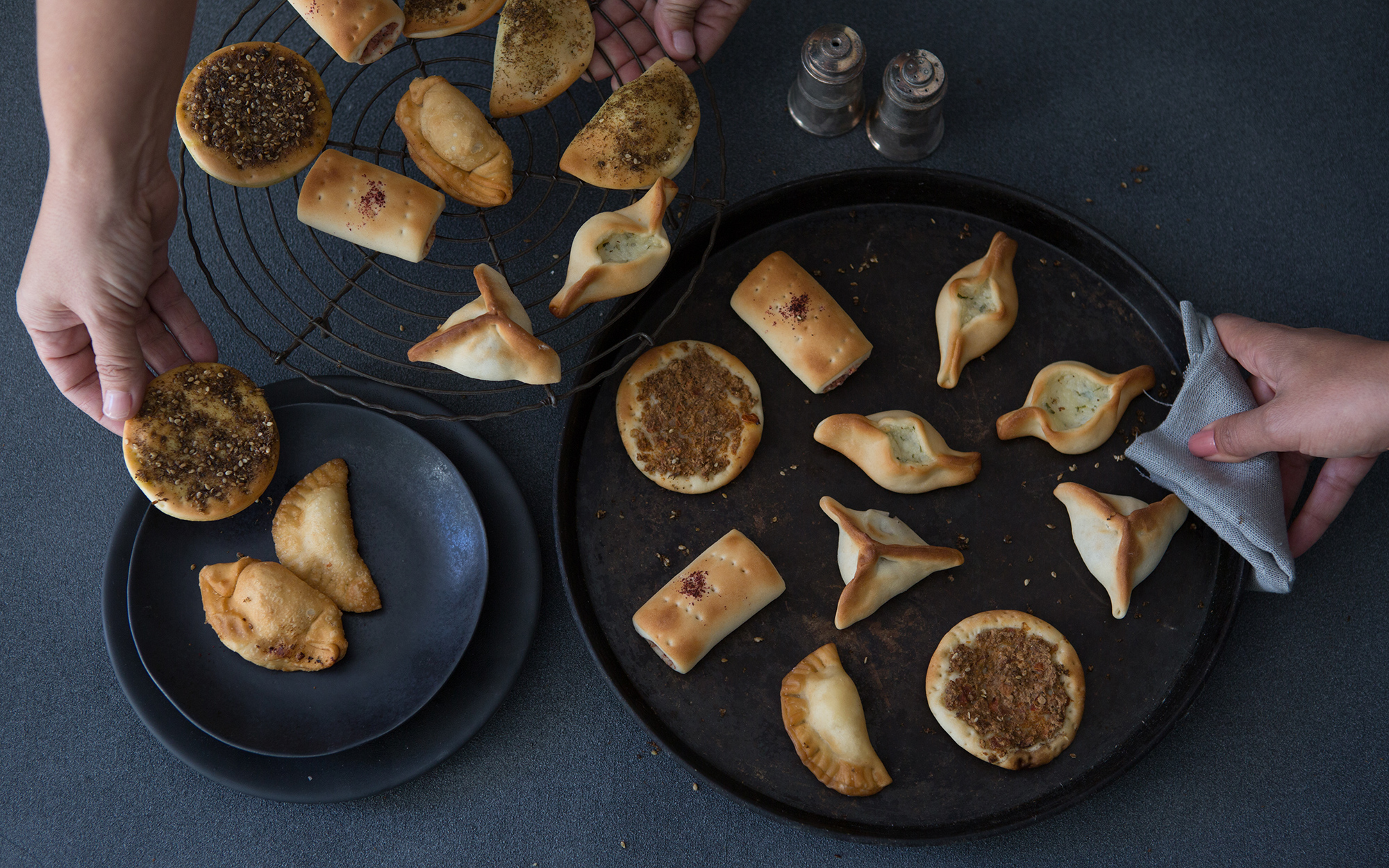 Hand pies