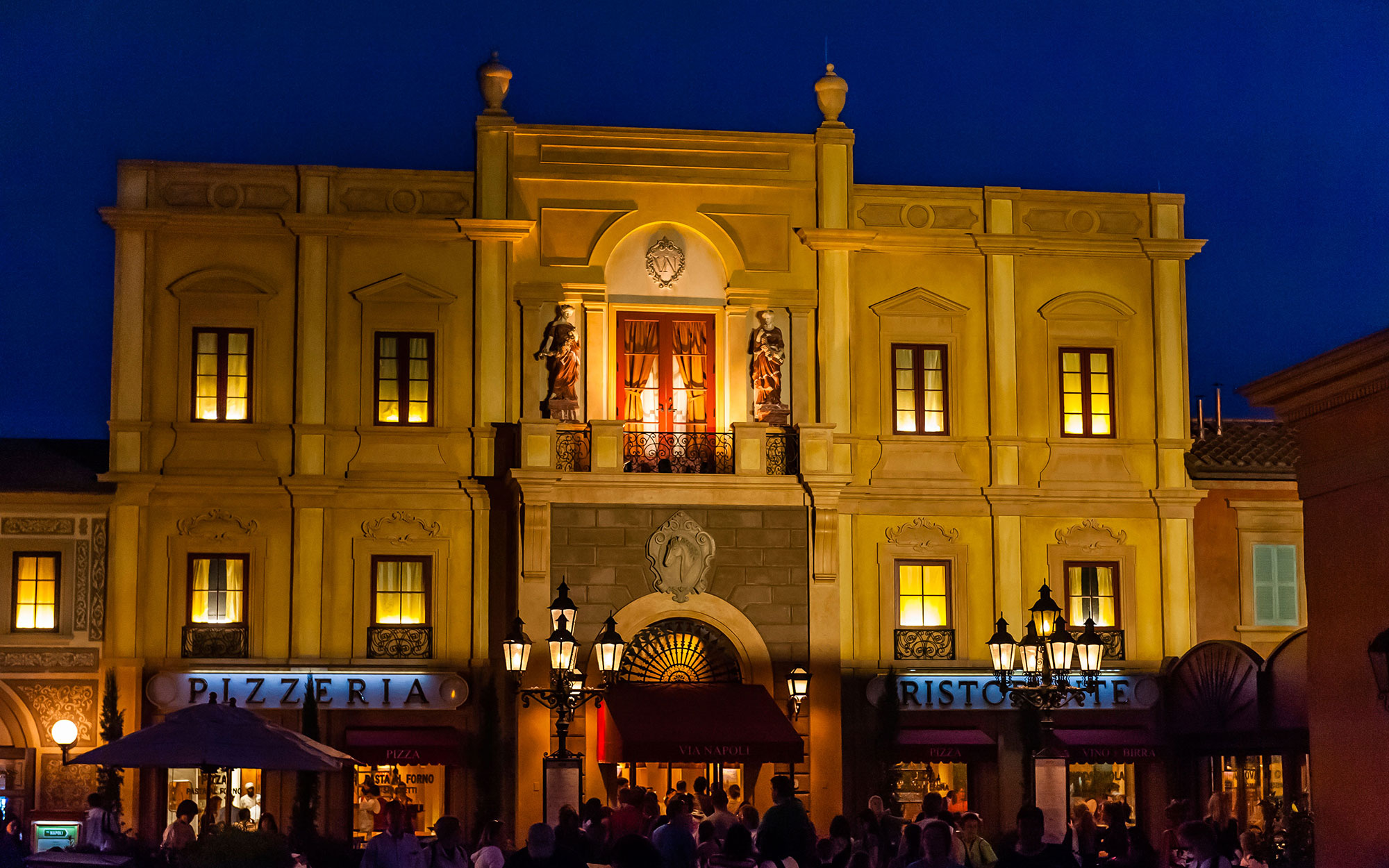 Drinking Around the World at Disney's Epcot: Italy