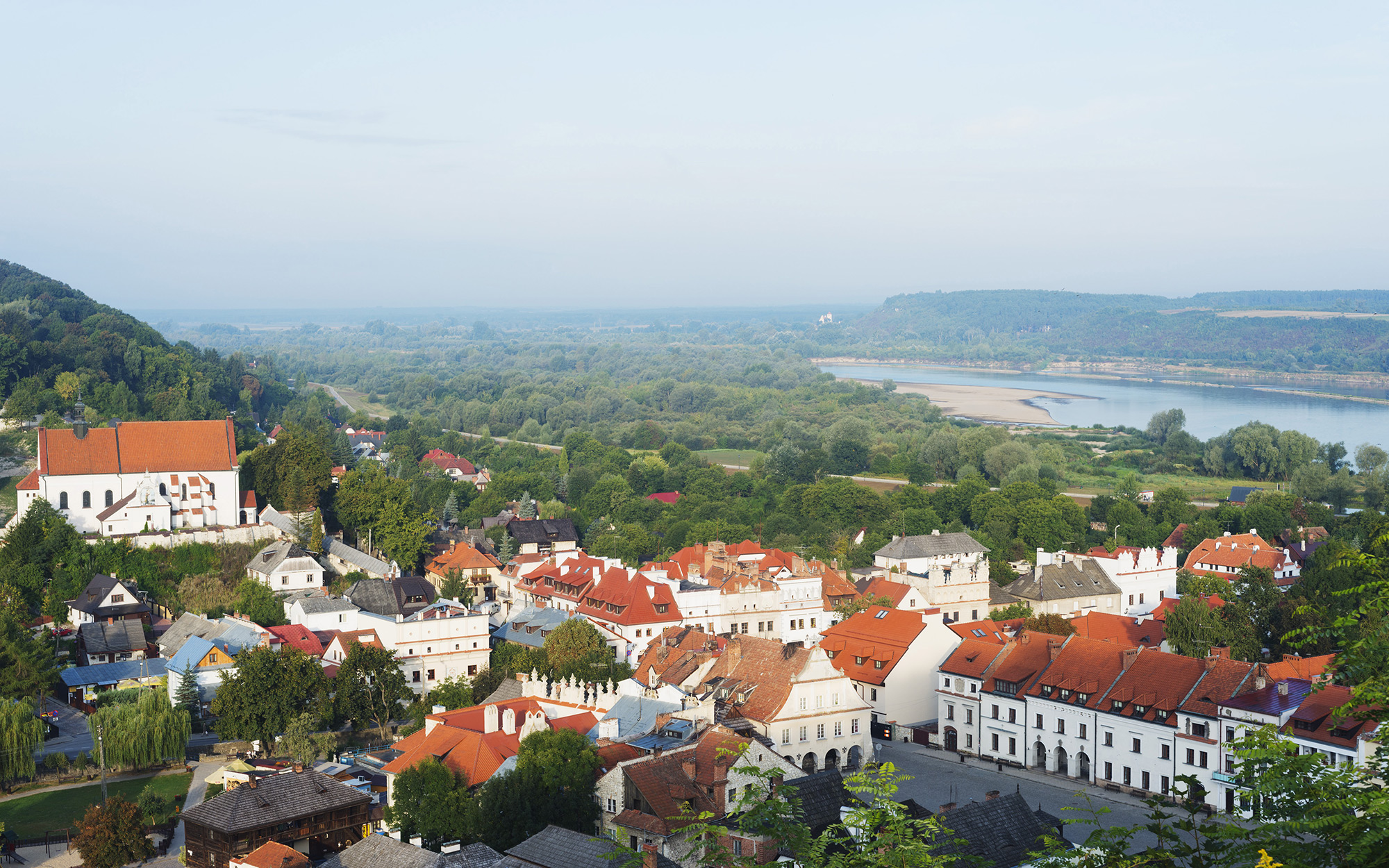 Europe's Most Beautiful Villages: Kazimierz Dolny, Poland
