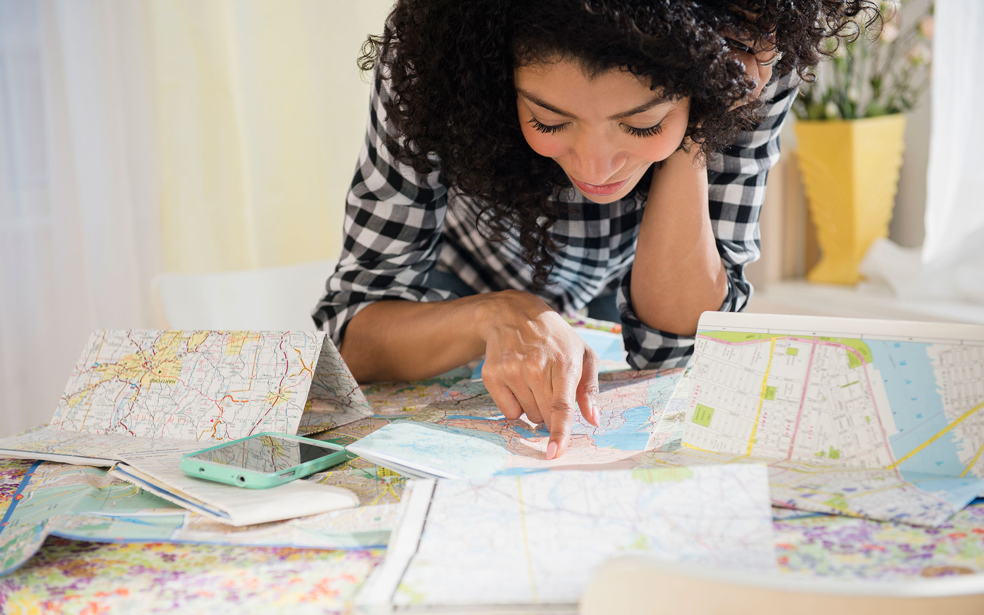 Hacks for Mastering Solo Travel: Map out a plan