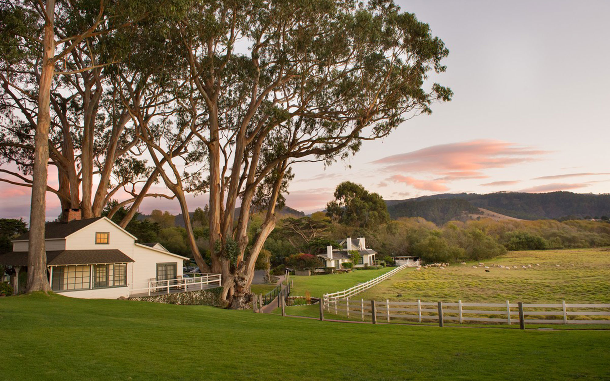Celebrity owned hotels: Mission Ranch Hotel