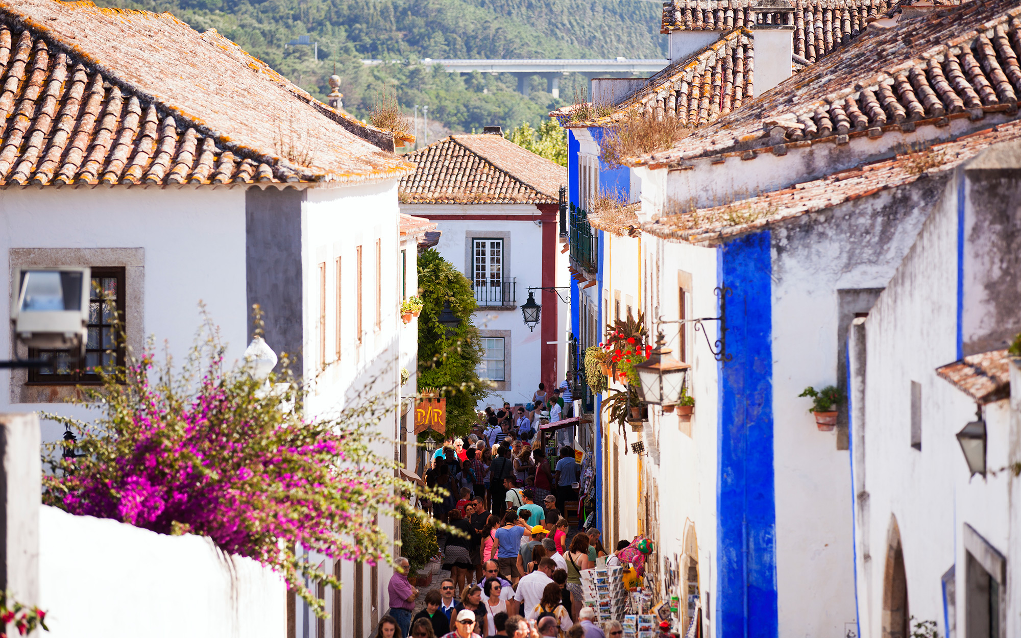 Europe's Most Beautiful Villages: Óbidos, Portugal