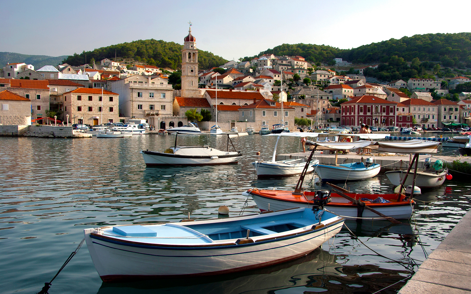 Europe's Most Beautiful Villages: Pucisca, Croatia