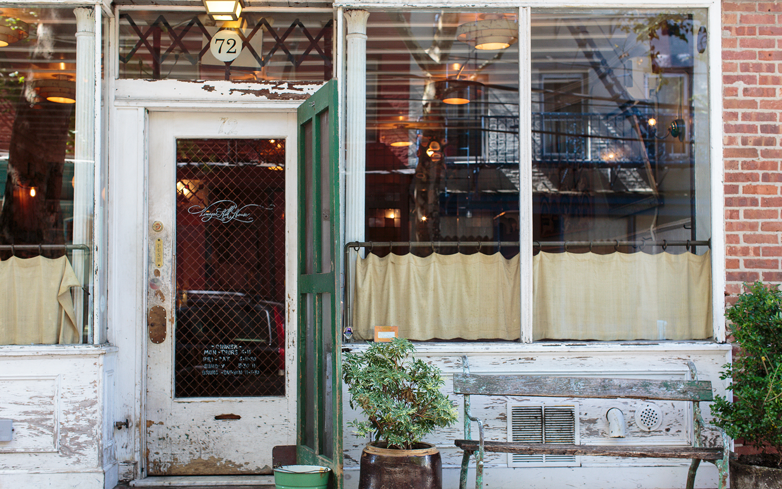 Best Brunch Spots in NYC: Vinegar Hill House