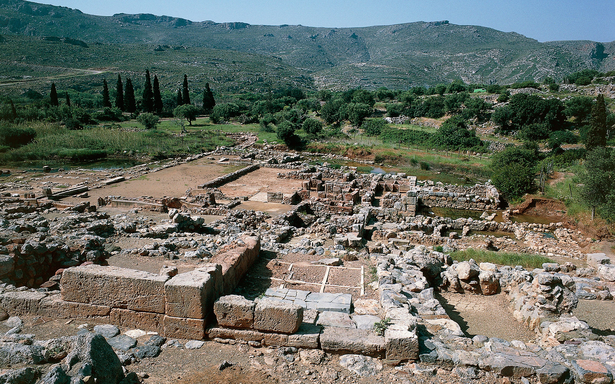 Best Ancient Greek Sites to Visit: Palace at Zakros, Crete