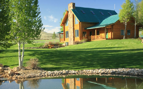 All-Inclusive Resorts: Hideout Lodge & Guest Ranch