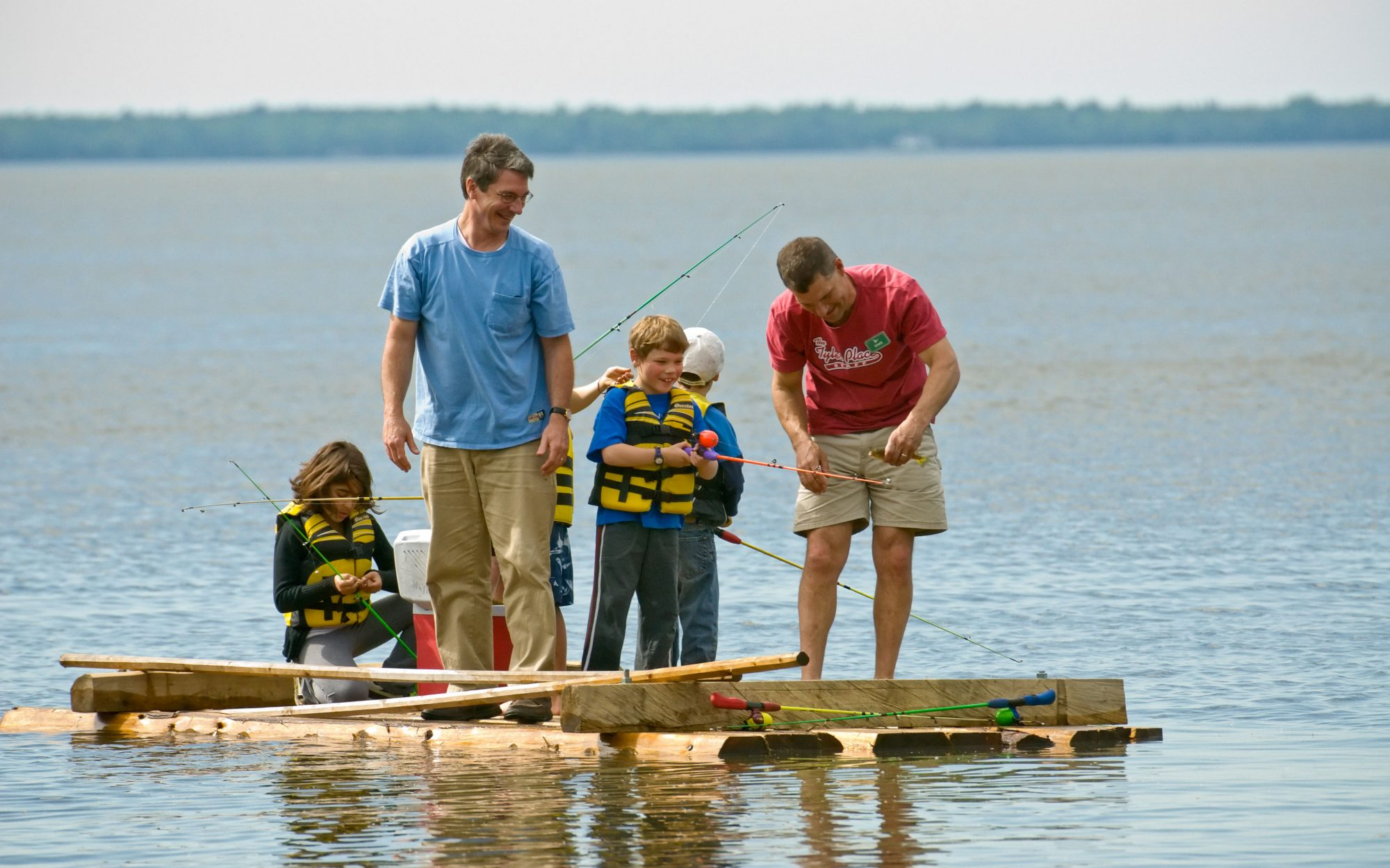 Best All-Inclusive Family Resorts: Tyler Place Family Resort