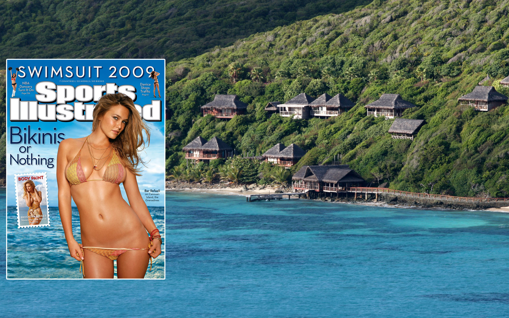 SI Swimsuit 2009: Canouan, St. Vincent and the Grenadines