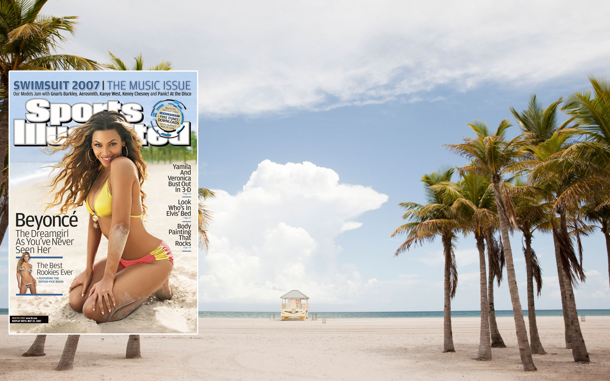 SI Swimsuit 2007: Miami, Florida