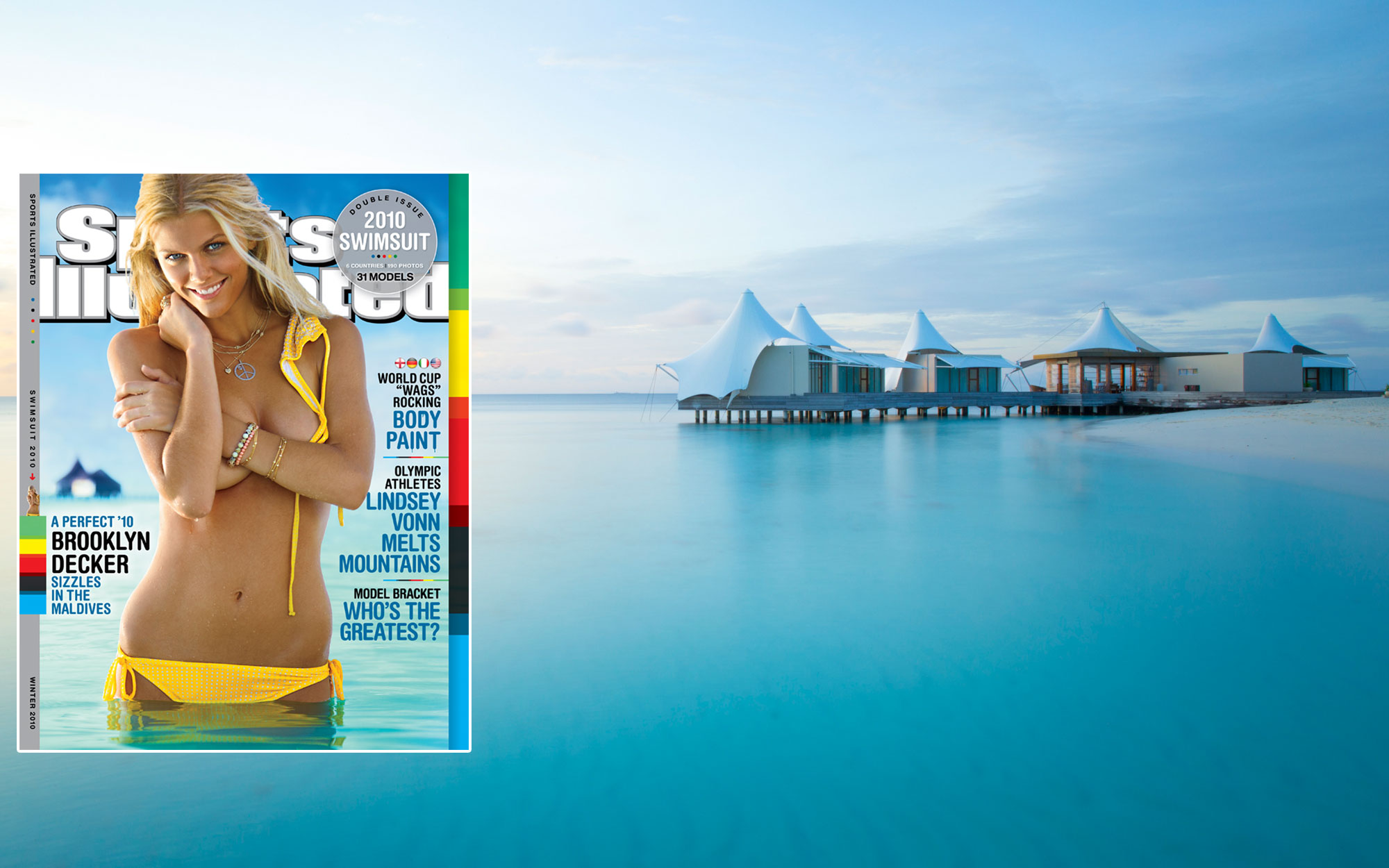 SI Swimsuit 2010: Maldives