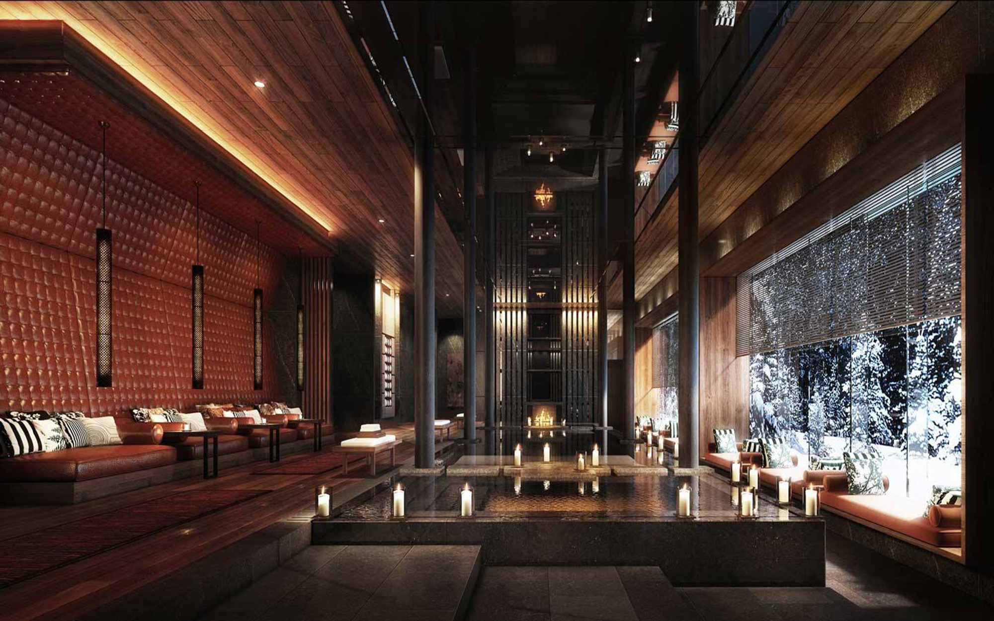 Luxury Vacations: The Chedi Andermatt