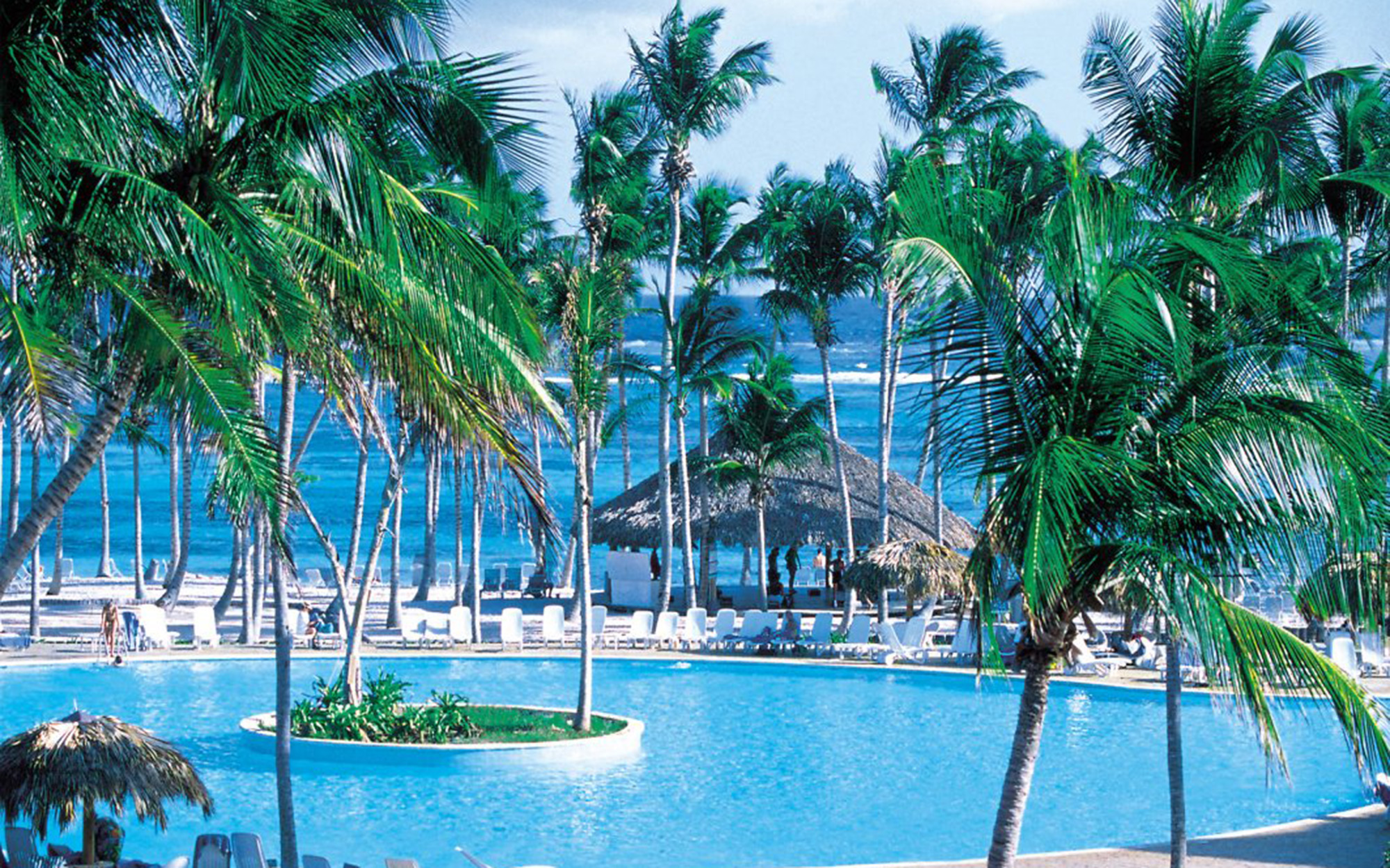 Caribbean Group Getaways: Club Med Punta Cana, D.R.