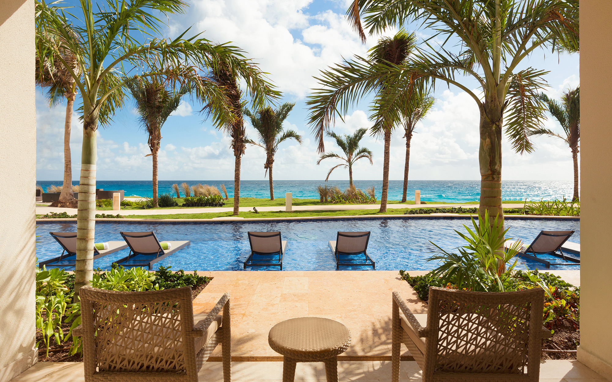 Caribbean Group Getaways: Hyatt Ziva Cancun in Mexico