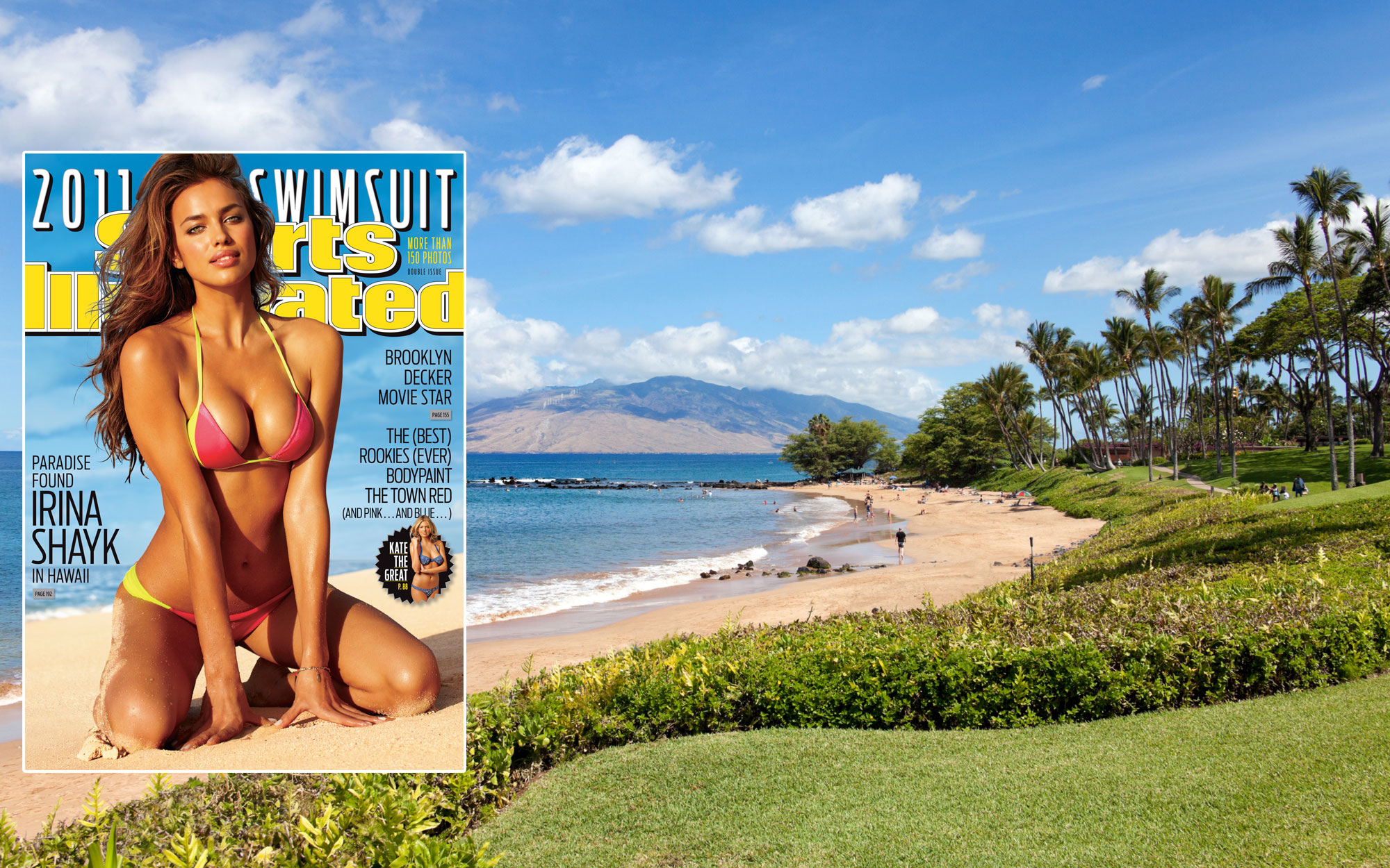 SI Swimsuit 2011: Grand Wailea, Maui, Hawaii