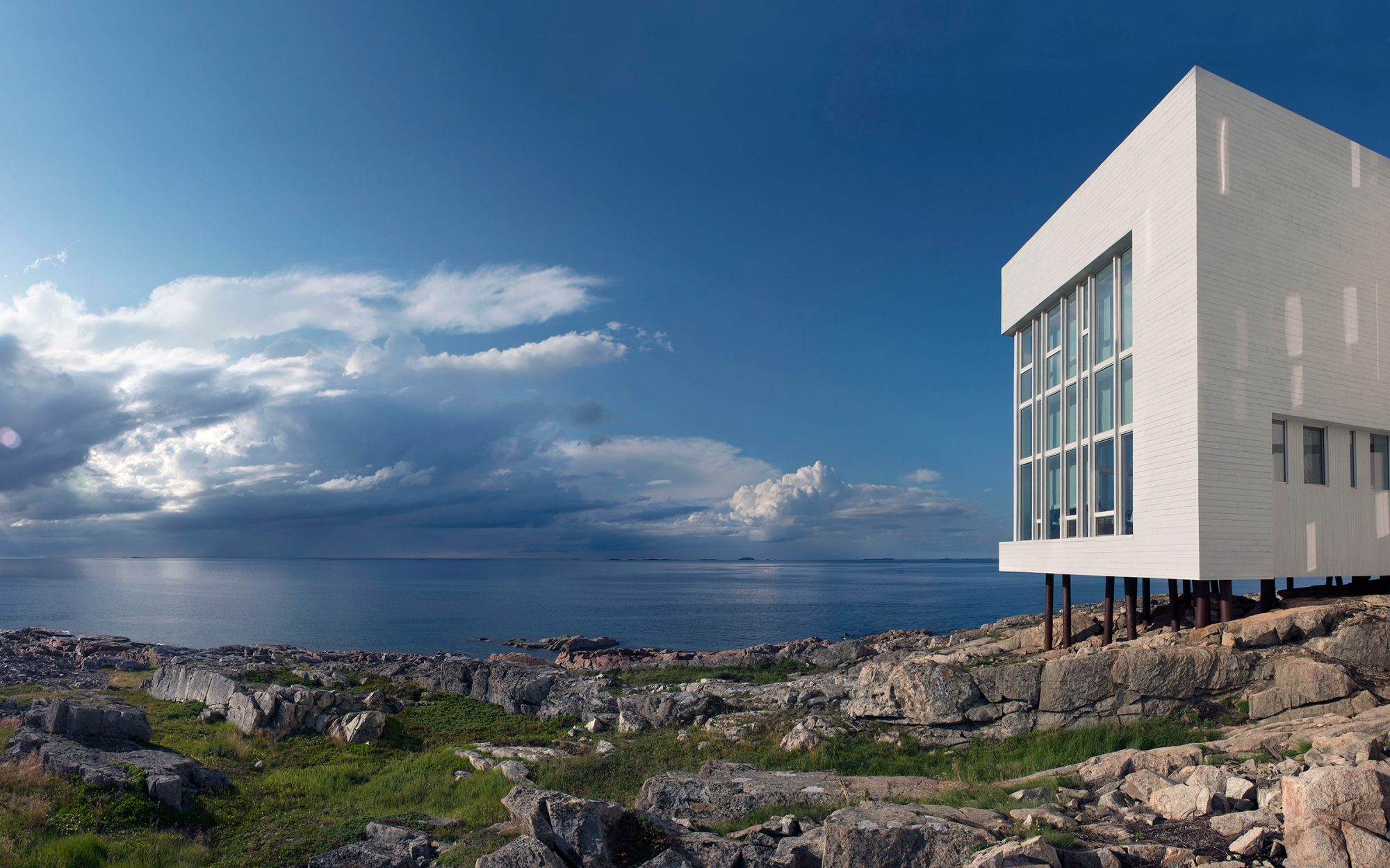 Luxury Vacations: Fogo Island Inn