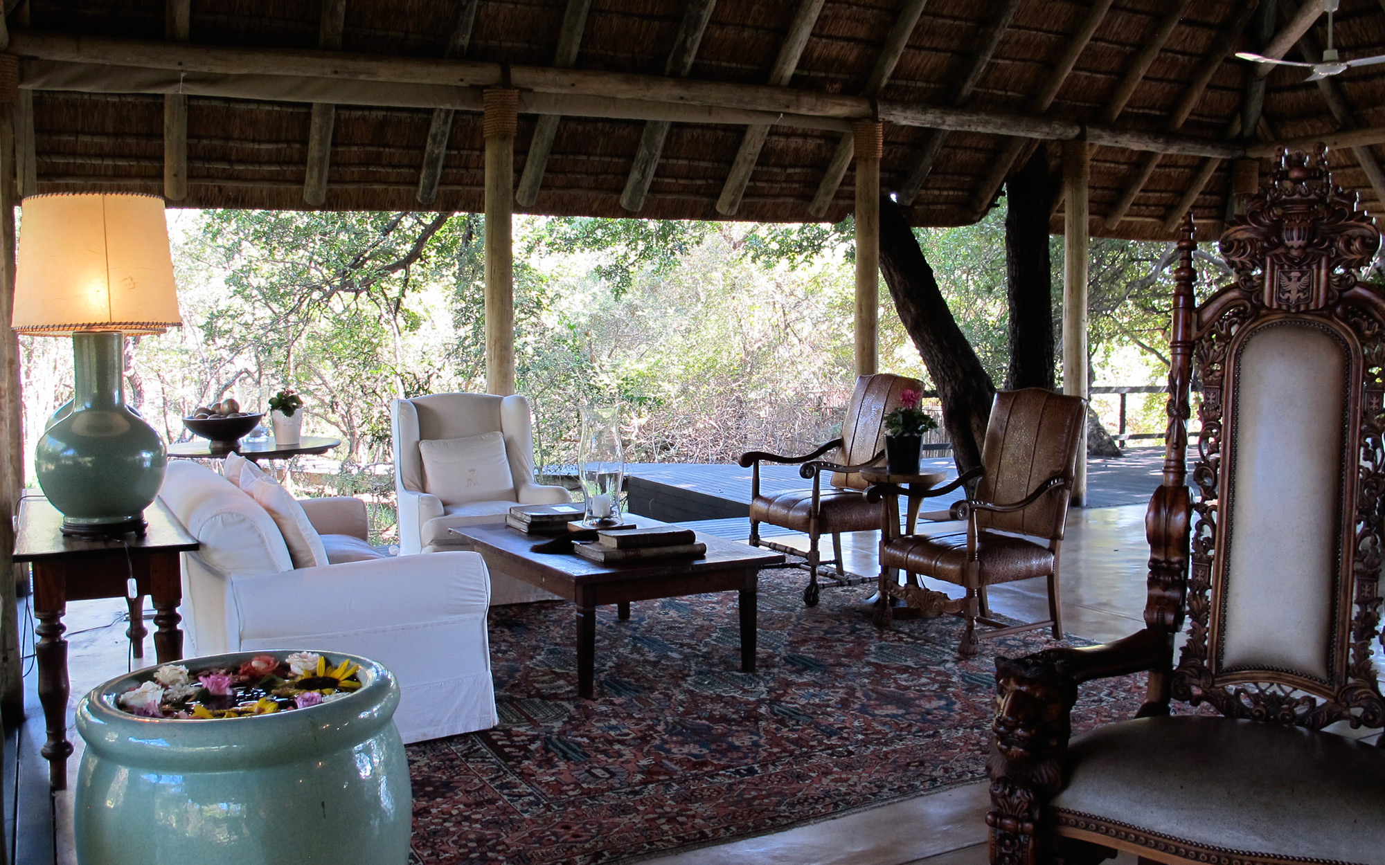 Luxury Vacations: Royal Malewane