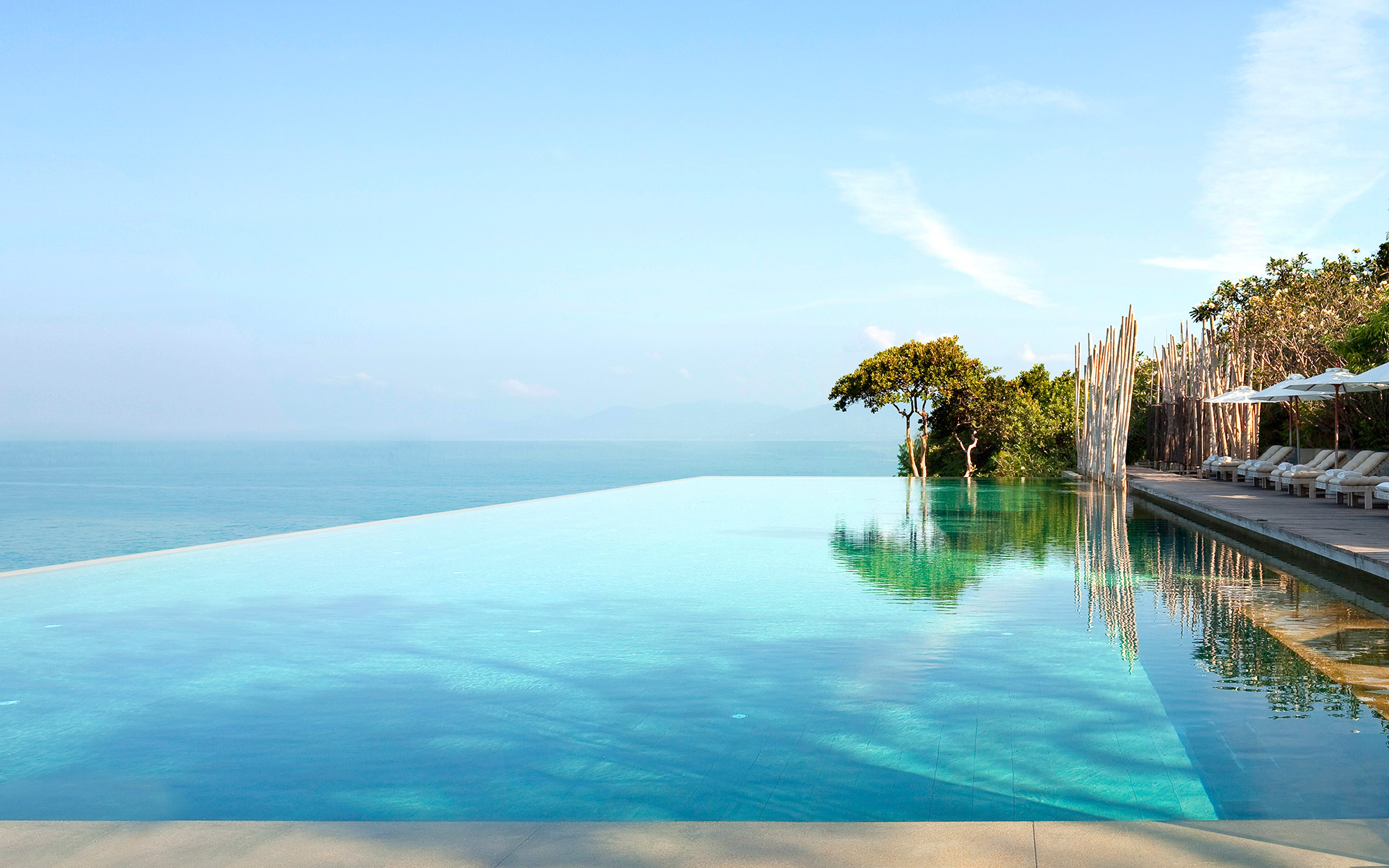 Luxury Vacations: Six Senses Samui