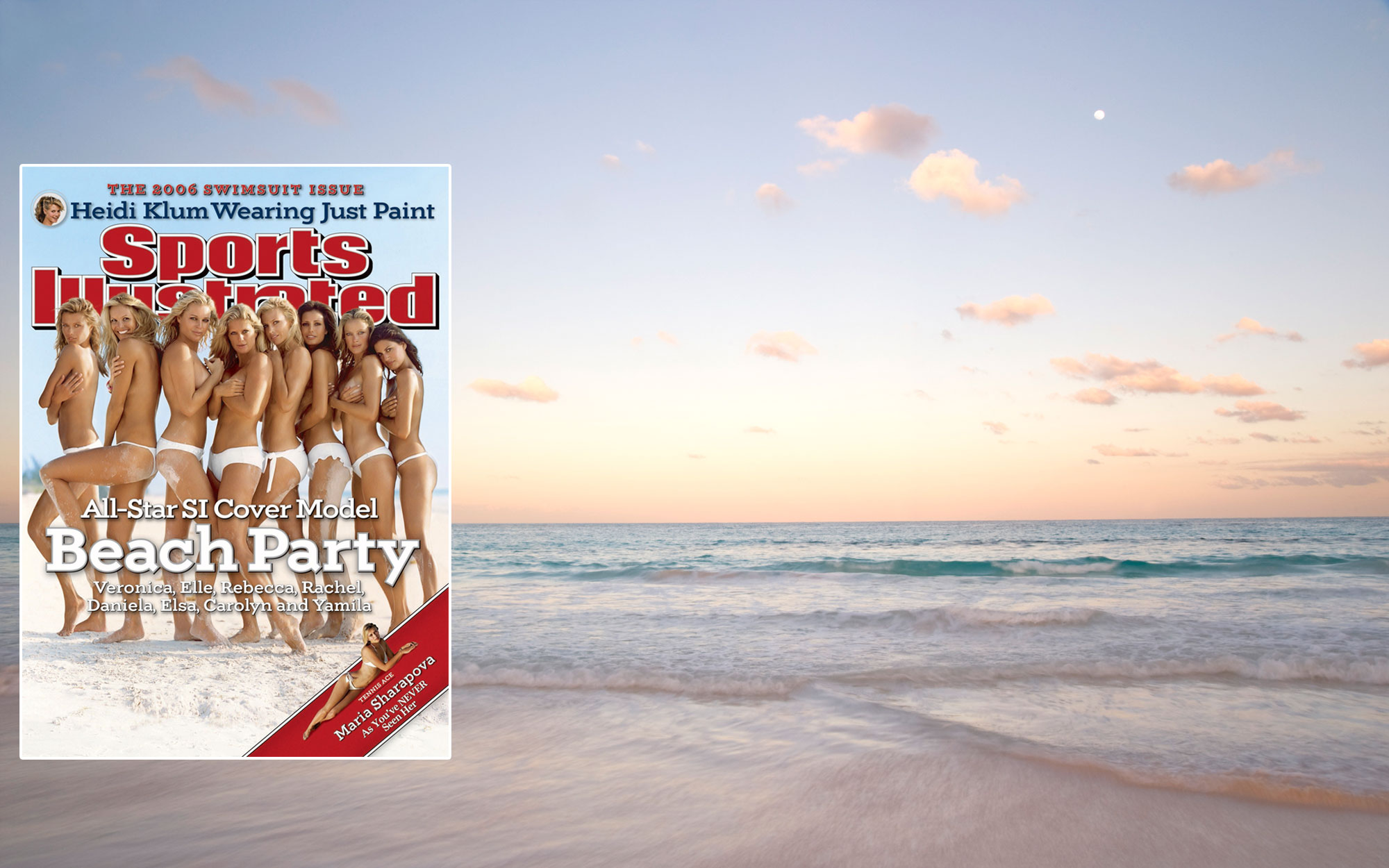 SI Swimsuit 2006: Coral Sands Hotel, Harbour Island, Bahamas