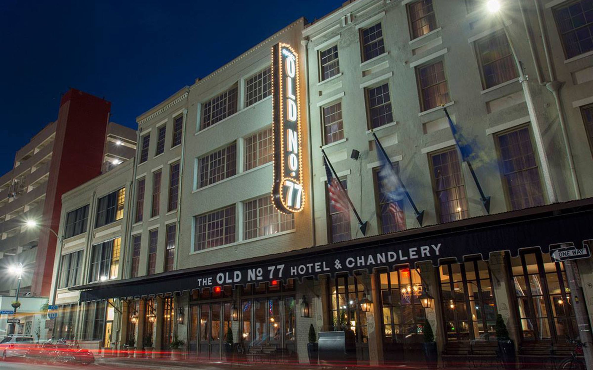 Coolest New Urban Hotels: The Old No. 77 Hotel & Chandlery, New Orleans, Louisiana