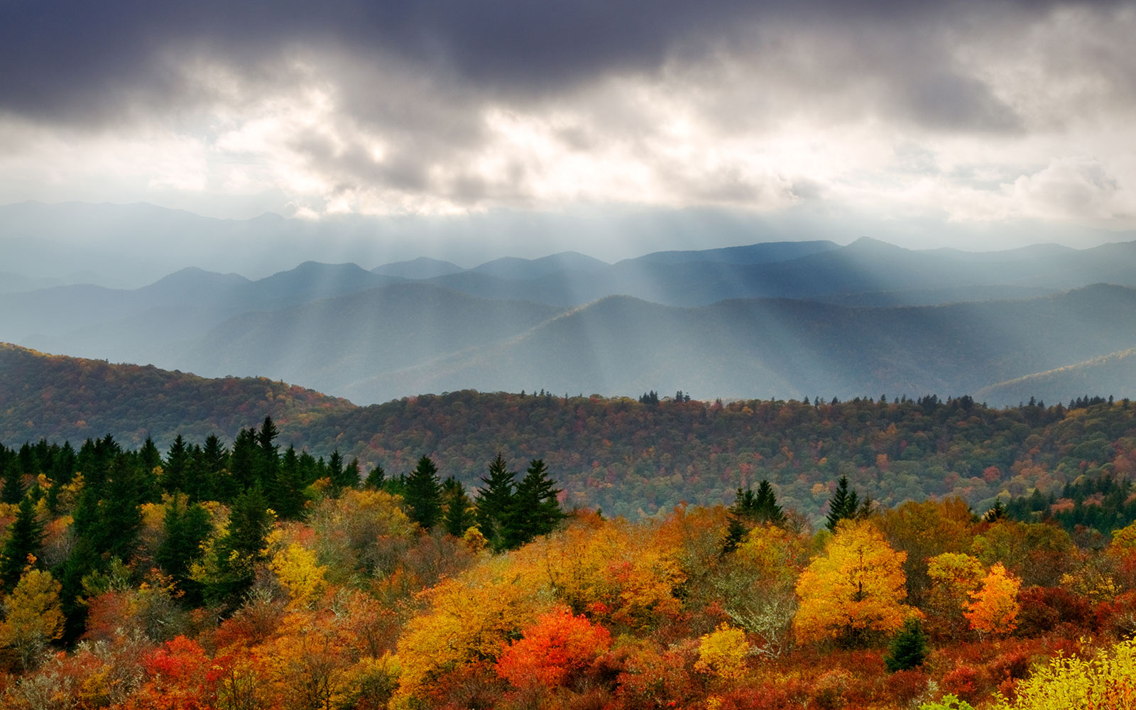 Most Romantic Fall Getaways: Asheville, NC