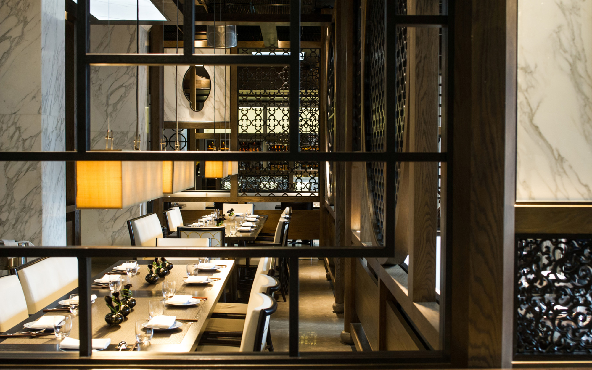 New York City's Best Chinese Restaurants: Hakkasan New York