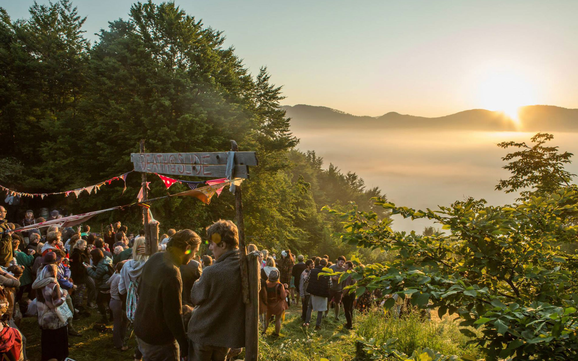 World's Best Music Festivals: Meadows in the Mountains, Rhodopes Mountains, Bulgaria